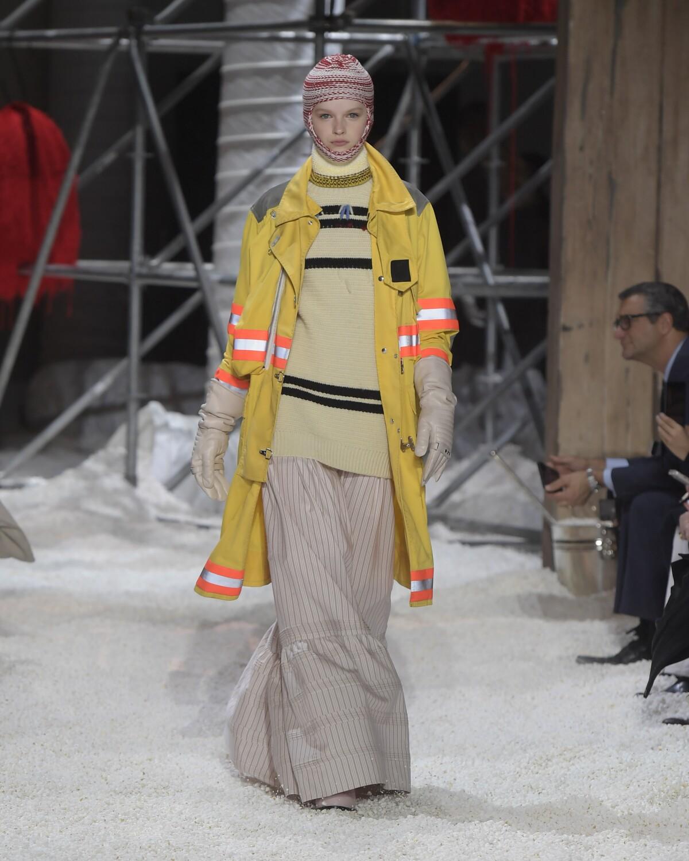 Woman Fall 2018 Fashion Trends Calvin Klein 205W39NYC