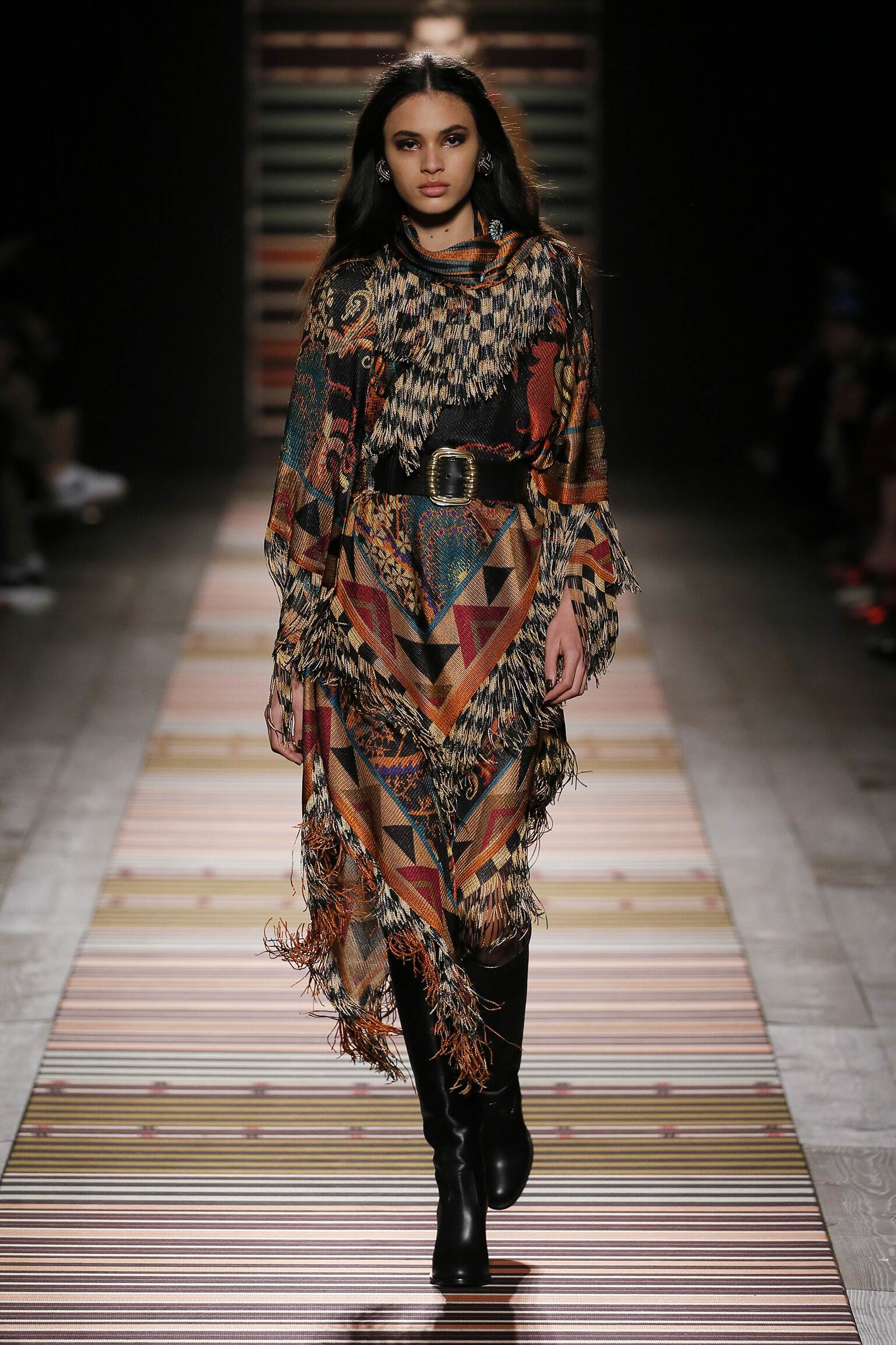 Woman Fall 2018 Fashion Trends Etro