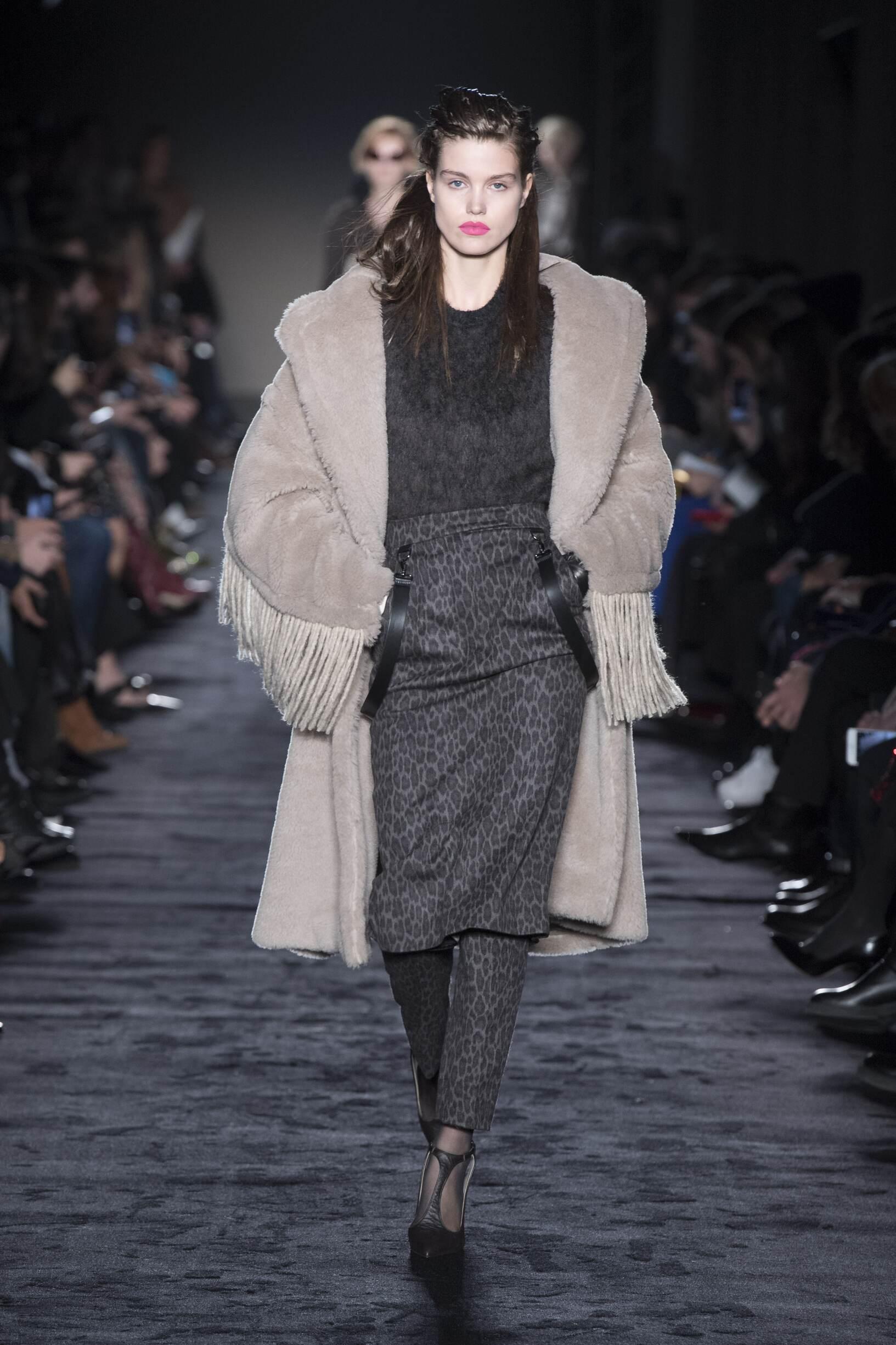 Woman Fall 2018 Fashion Trends Max Mara