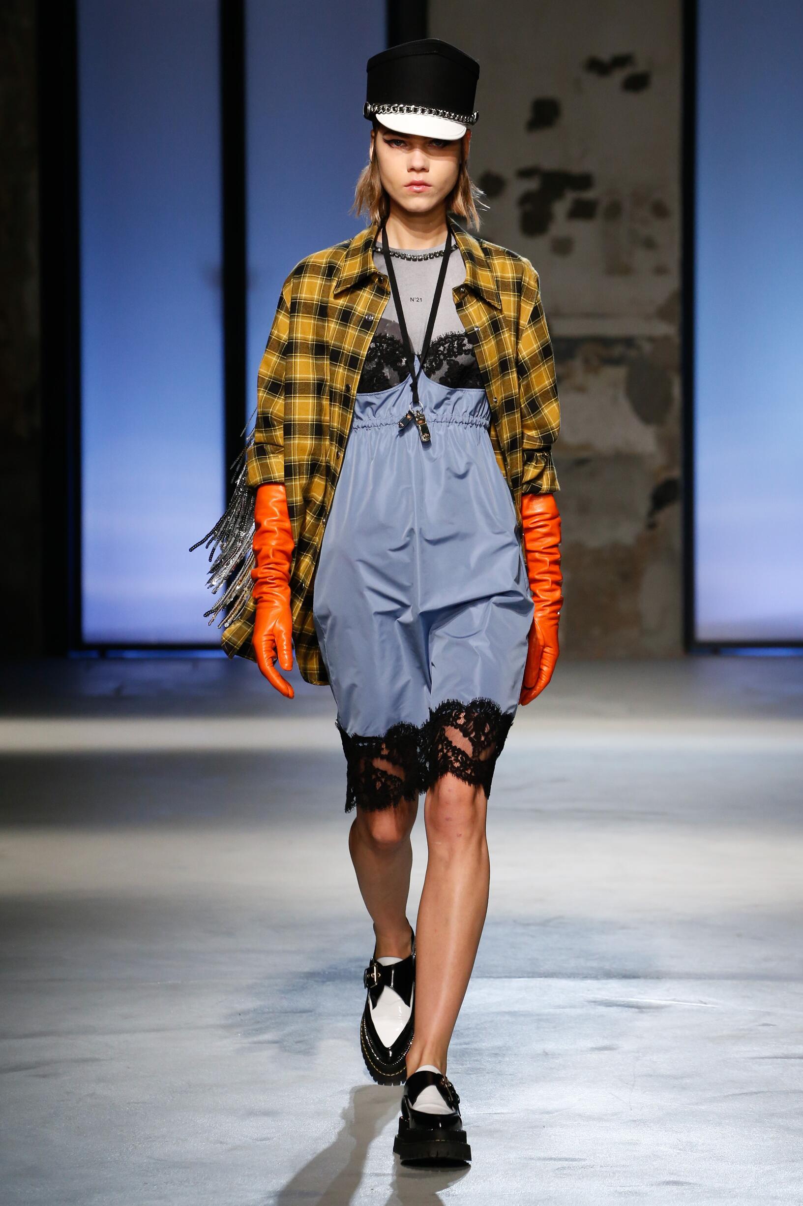 Woman Fall 2018 Fashion Trends N°21