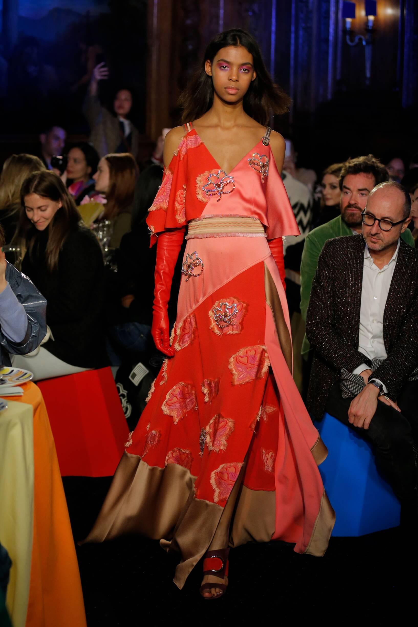 Woman Fall 2018 Fashion Trends Peter Pilotto