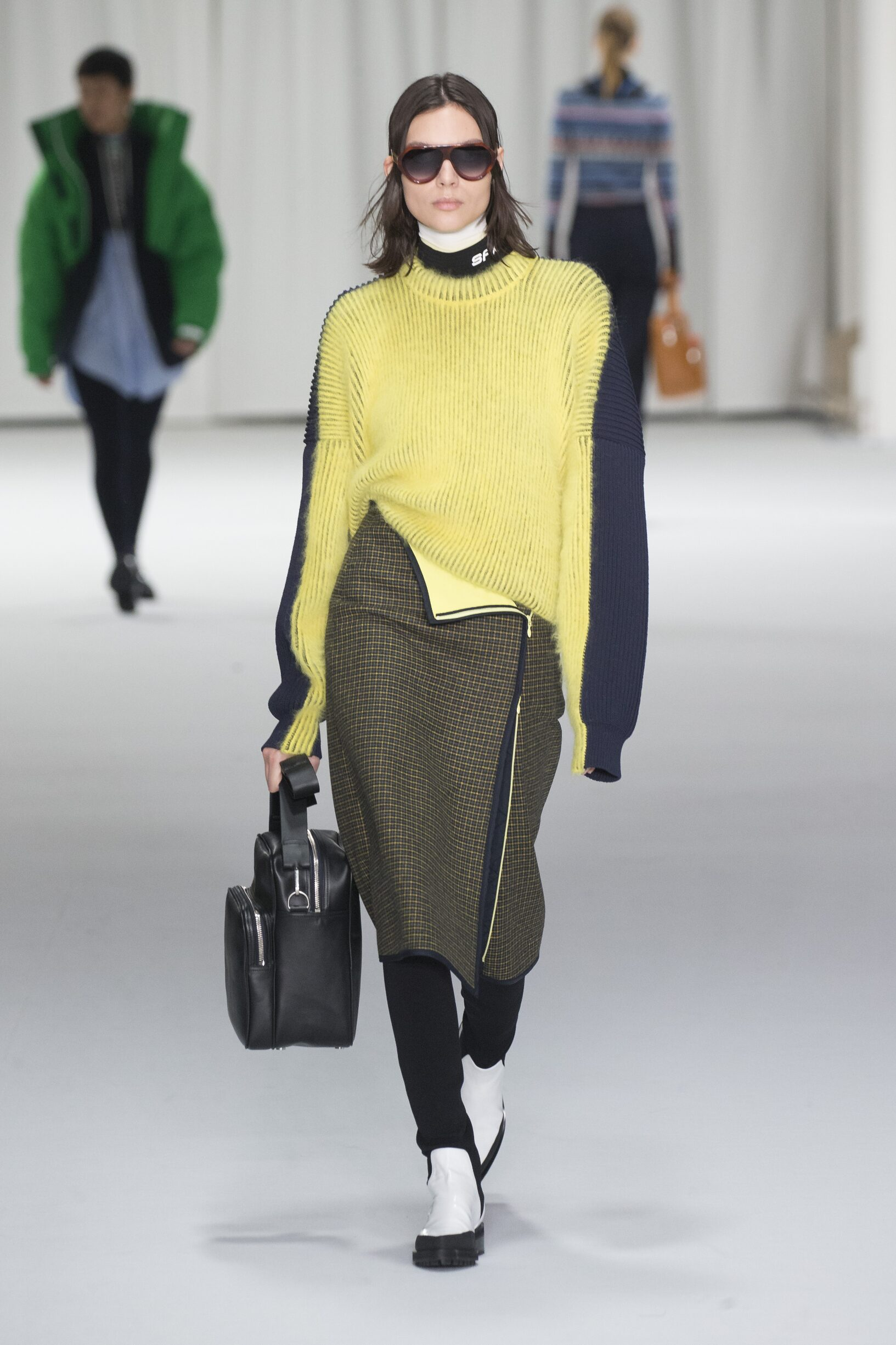 Woman Fall 2018 Fashion Trends Sportmax
