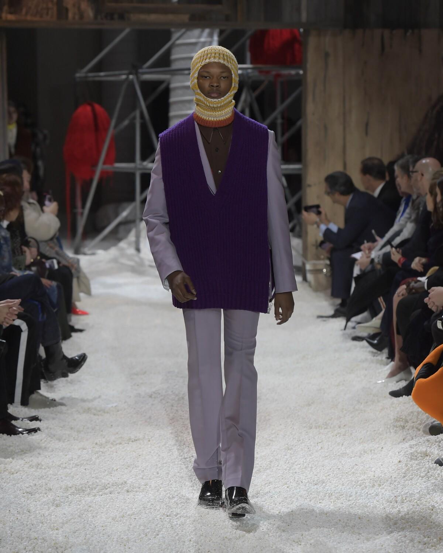 Womenswear FW 2018-19 Fashion Show Calvin Klein 205W39NYC
