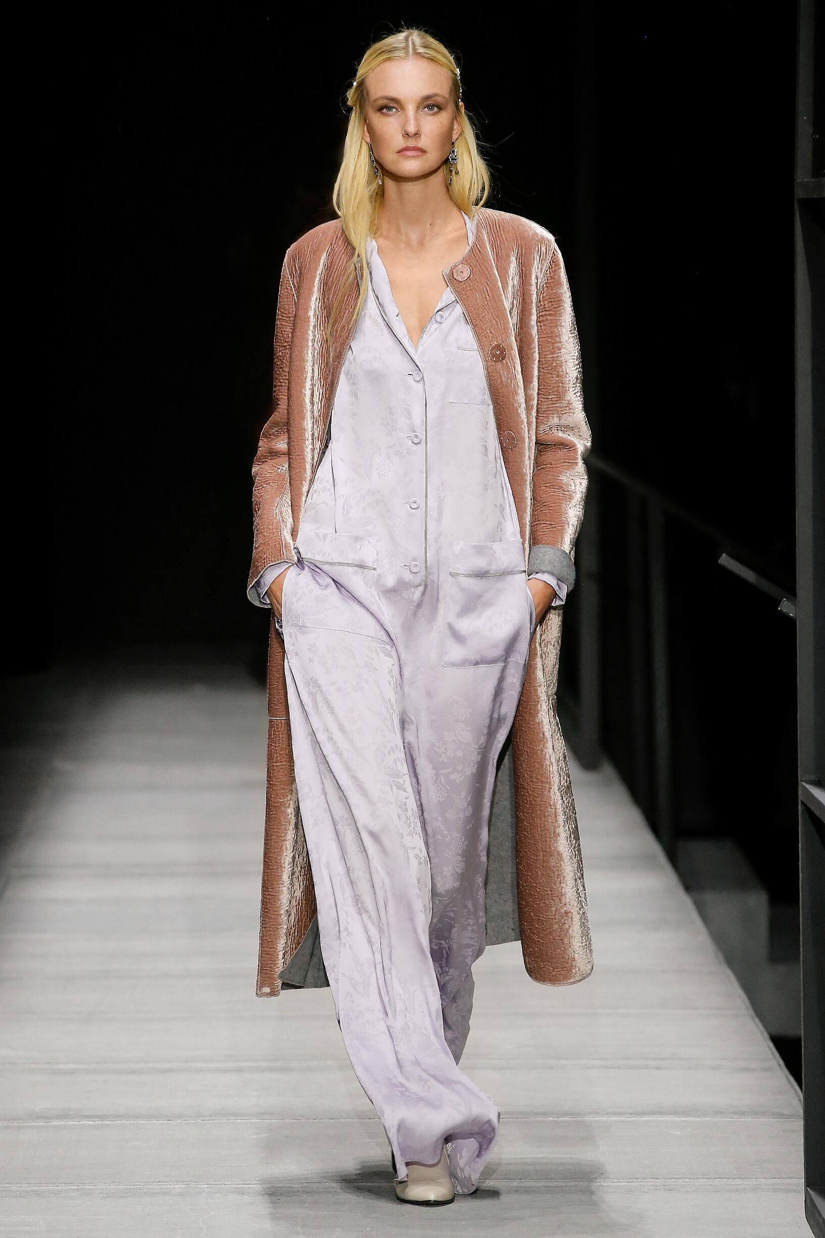 Womenswear FW 2018 Bottega Veneta