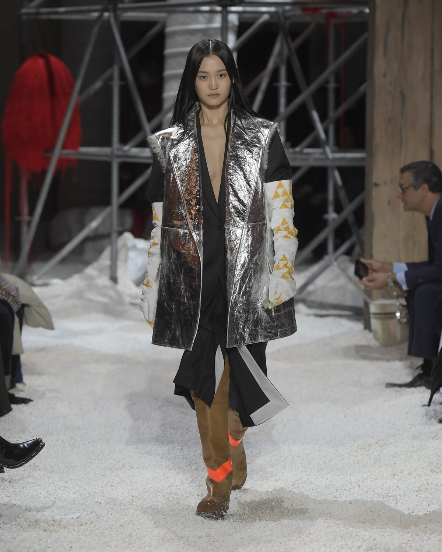 Womenswear FW Calvin Klein 205W39NYC 2018