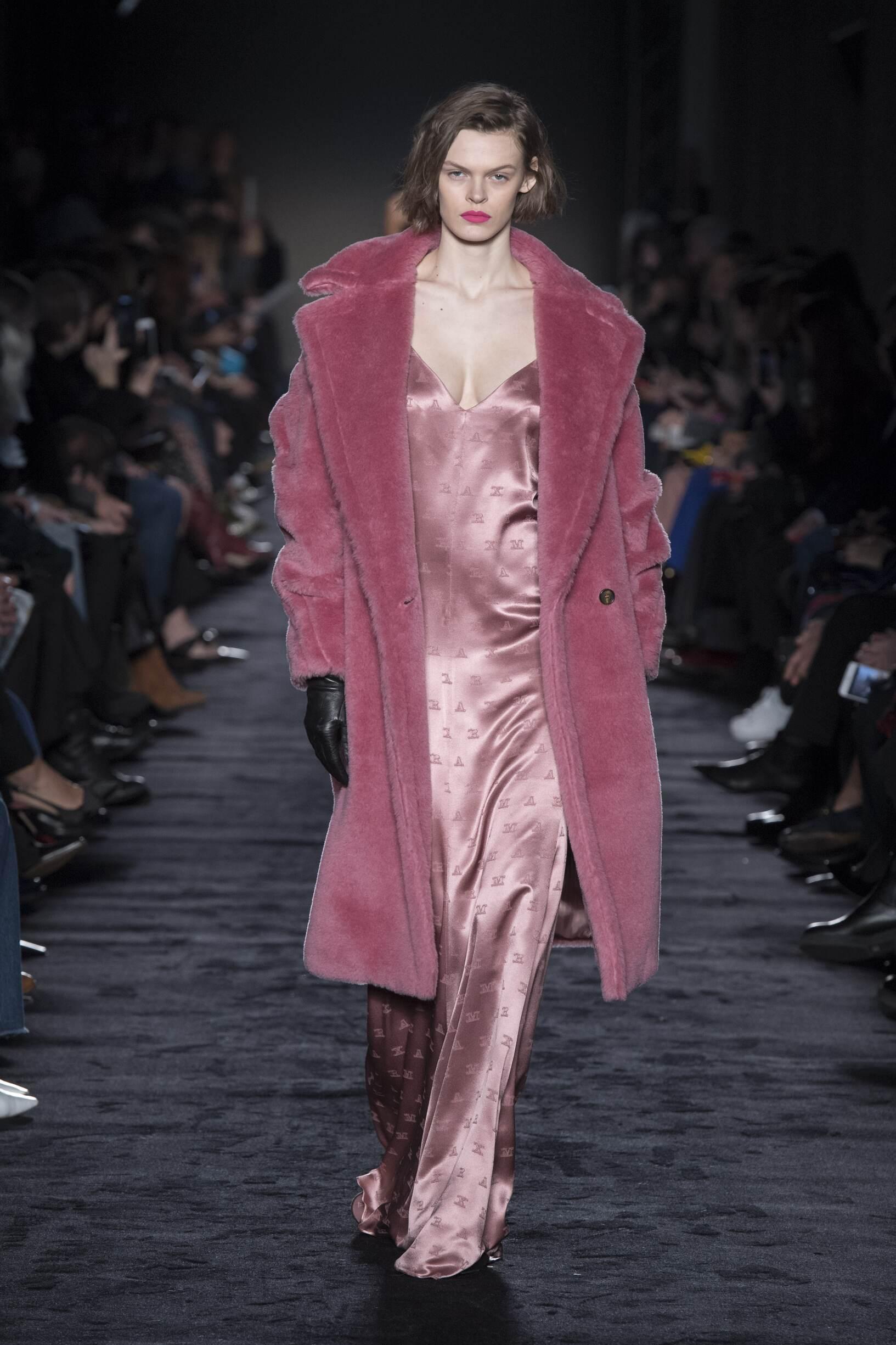 Womenswear FW Max Mara 2018-19