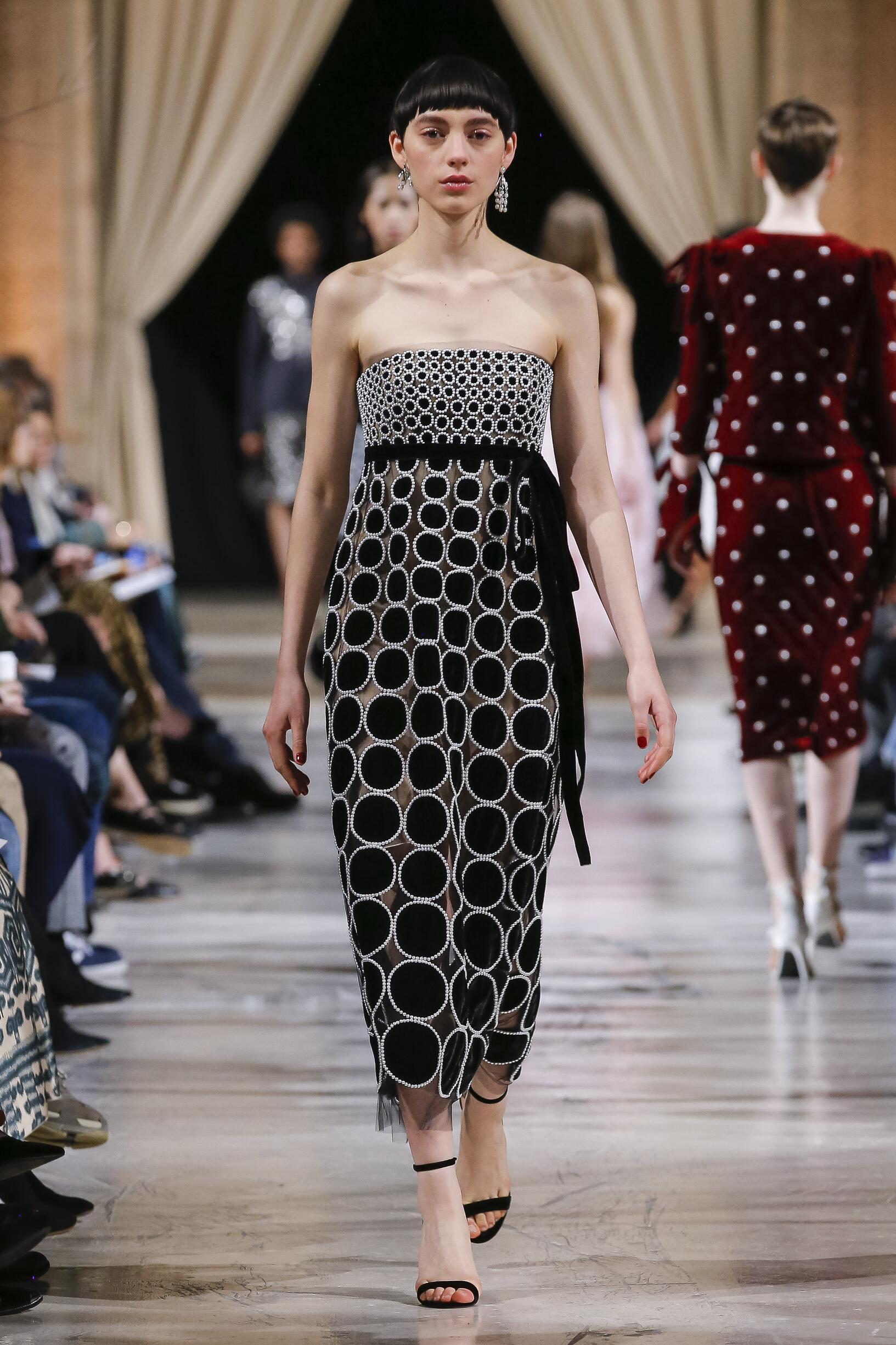 Womenswear FW Oscar de la Renta 2018-19