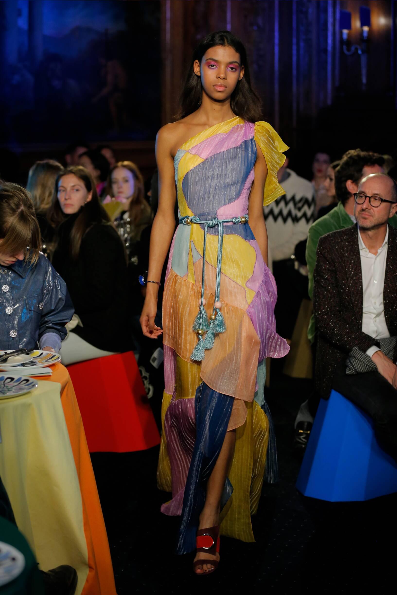 Womenswear FW Peter Pilotto 2018