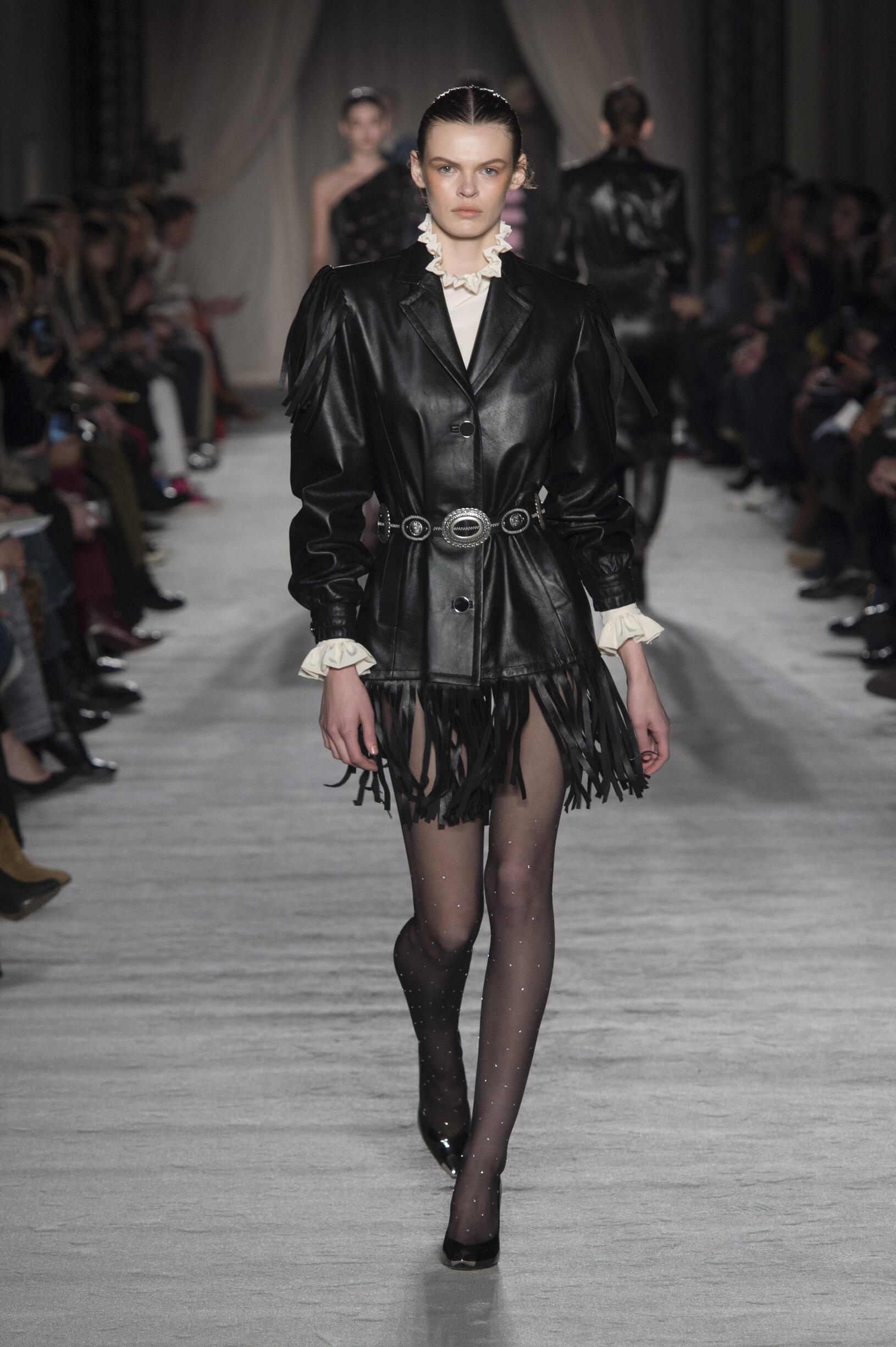 Womenswear FW Philosophy di Lorenzo Serafini 2018-19