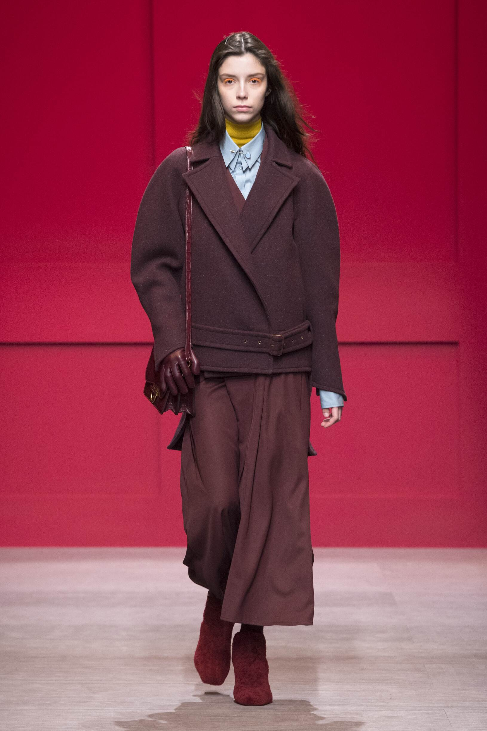 Womenswear FW Salvatore Ferragamo 2018-19