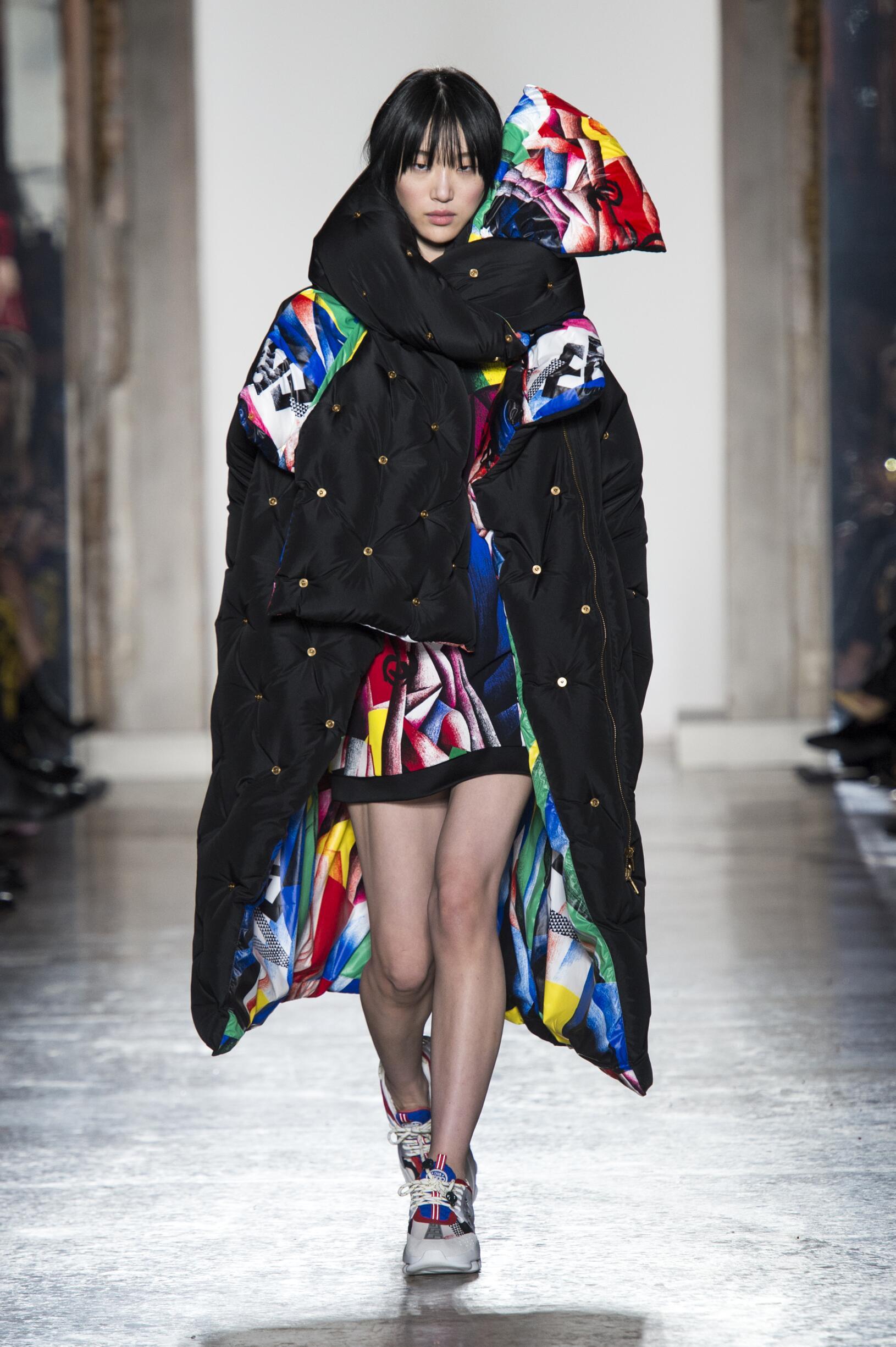 Womenswear FW Versace 2018