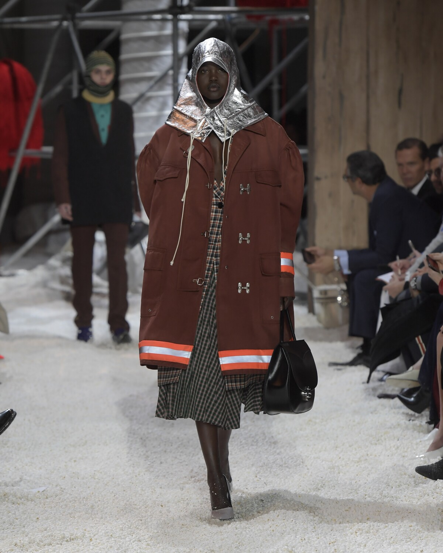 Womenswear Winter Calvin Klein 205W39NYC 2018