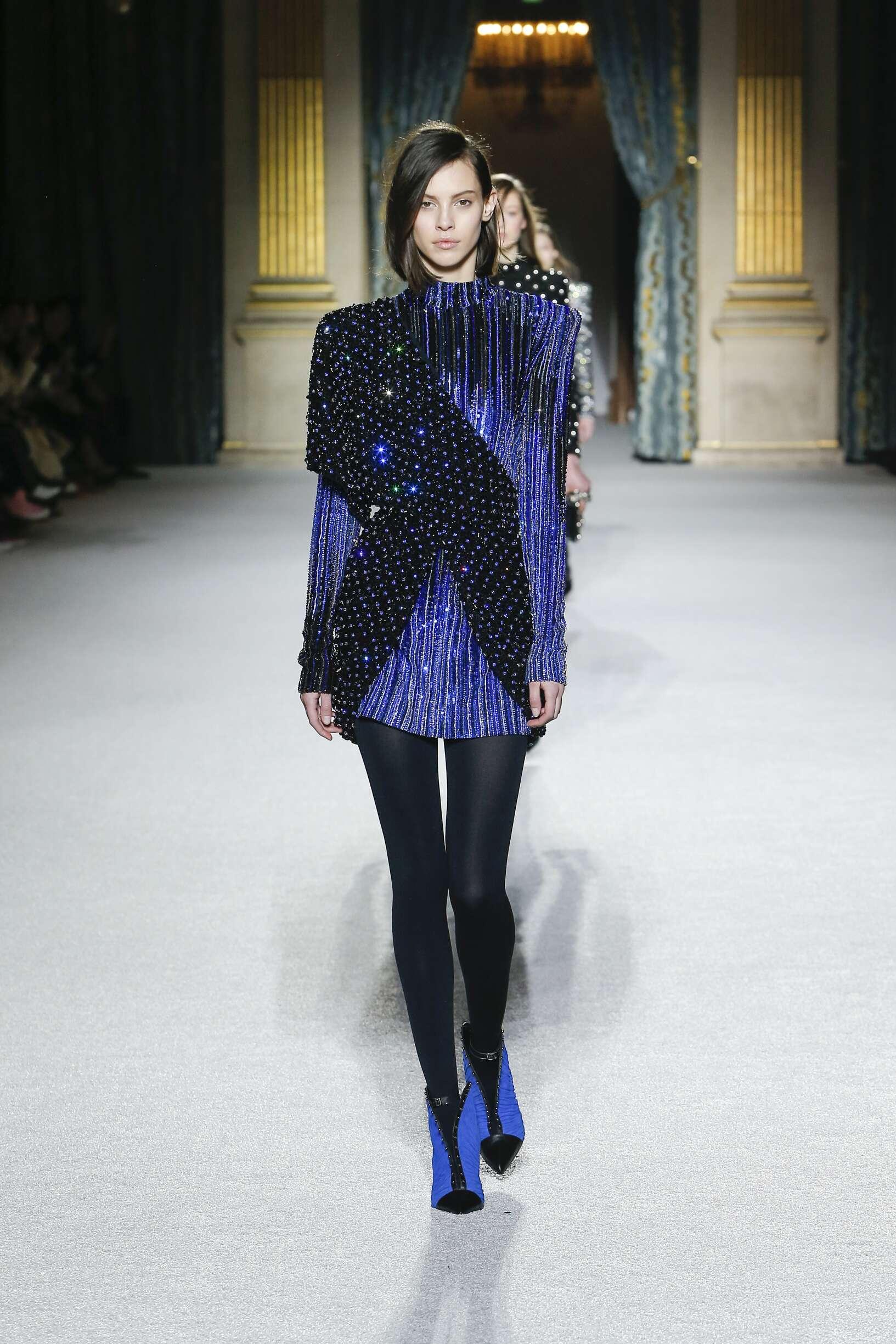 2018 Balmain Trends Paris Fashion
