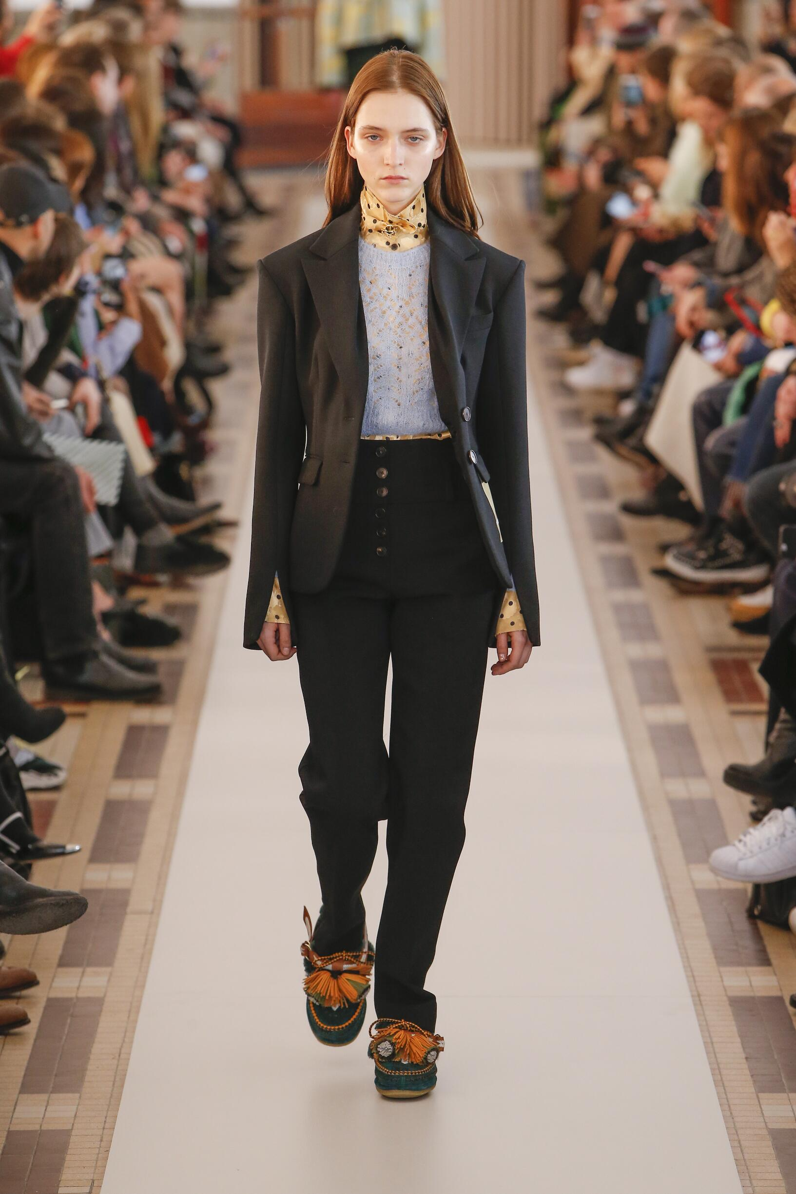 2018 Carven Fall Winter Woman
