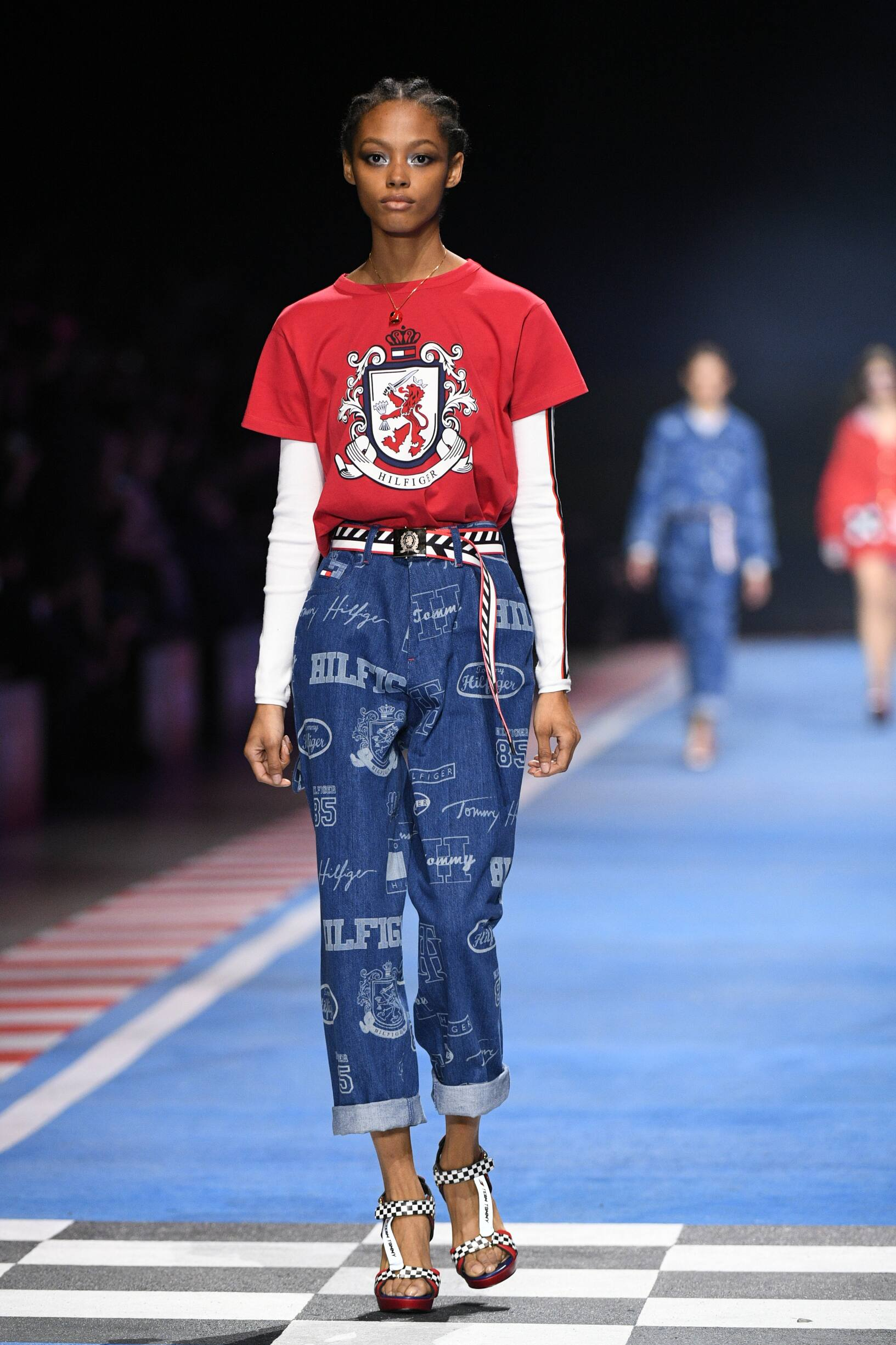 2018 Catwalk Tommy Now Drive