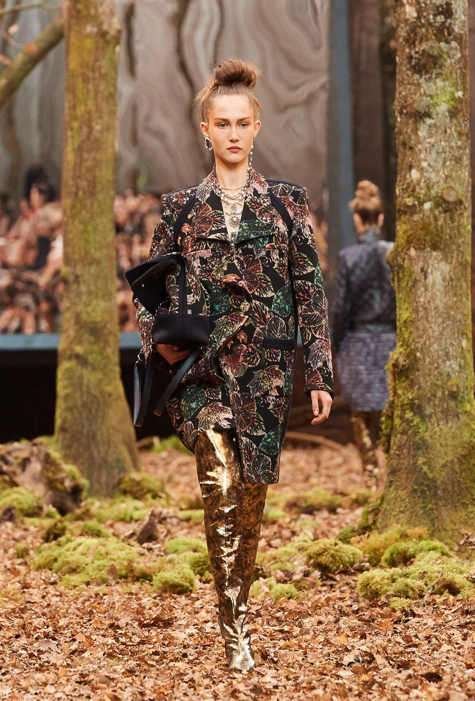 2018 Chanel Fall Catwalk