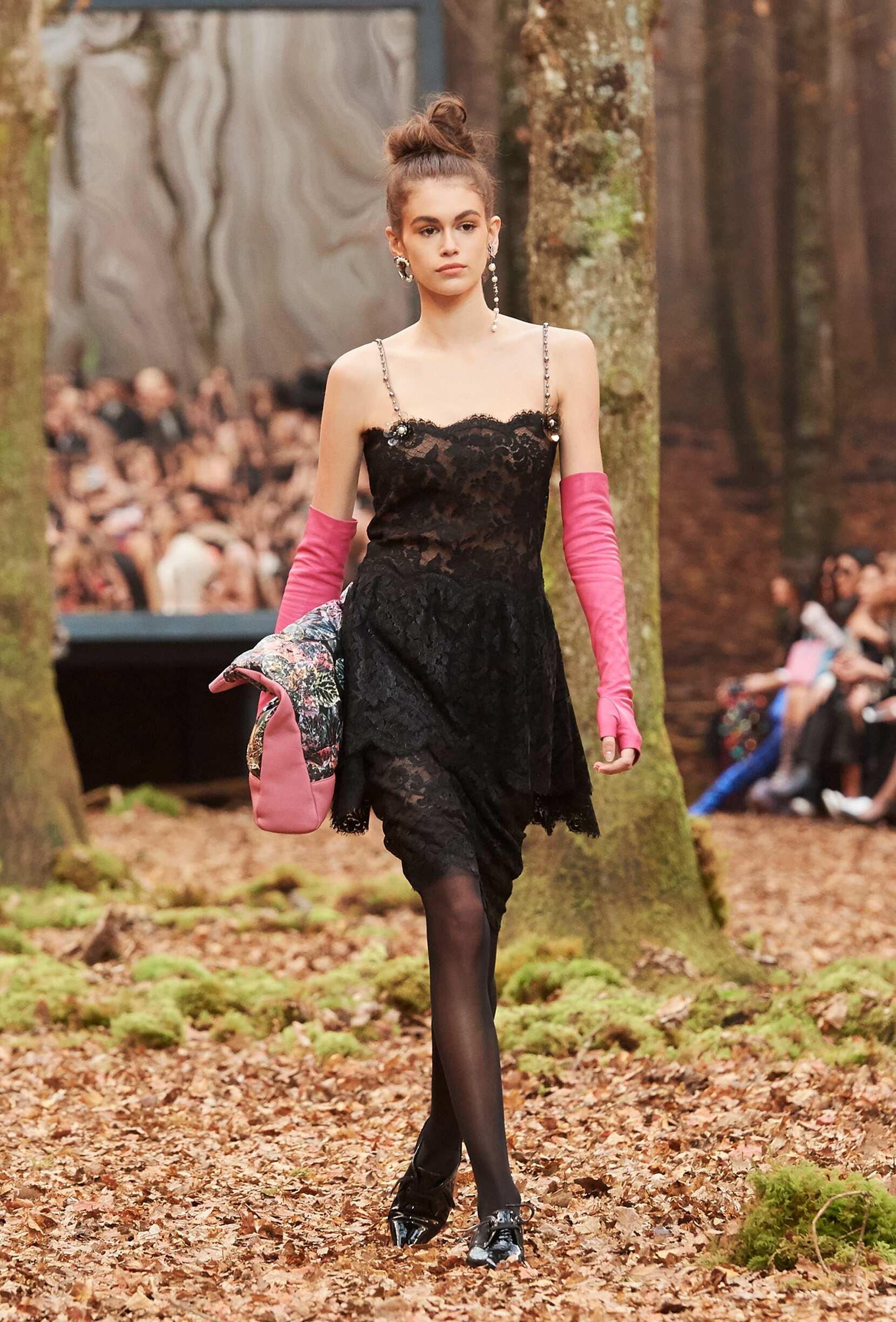 2018 Chanel Trends Paris Fashion