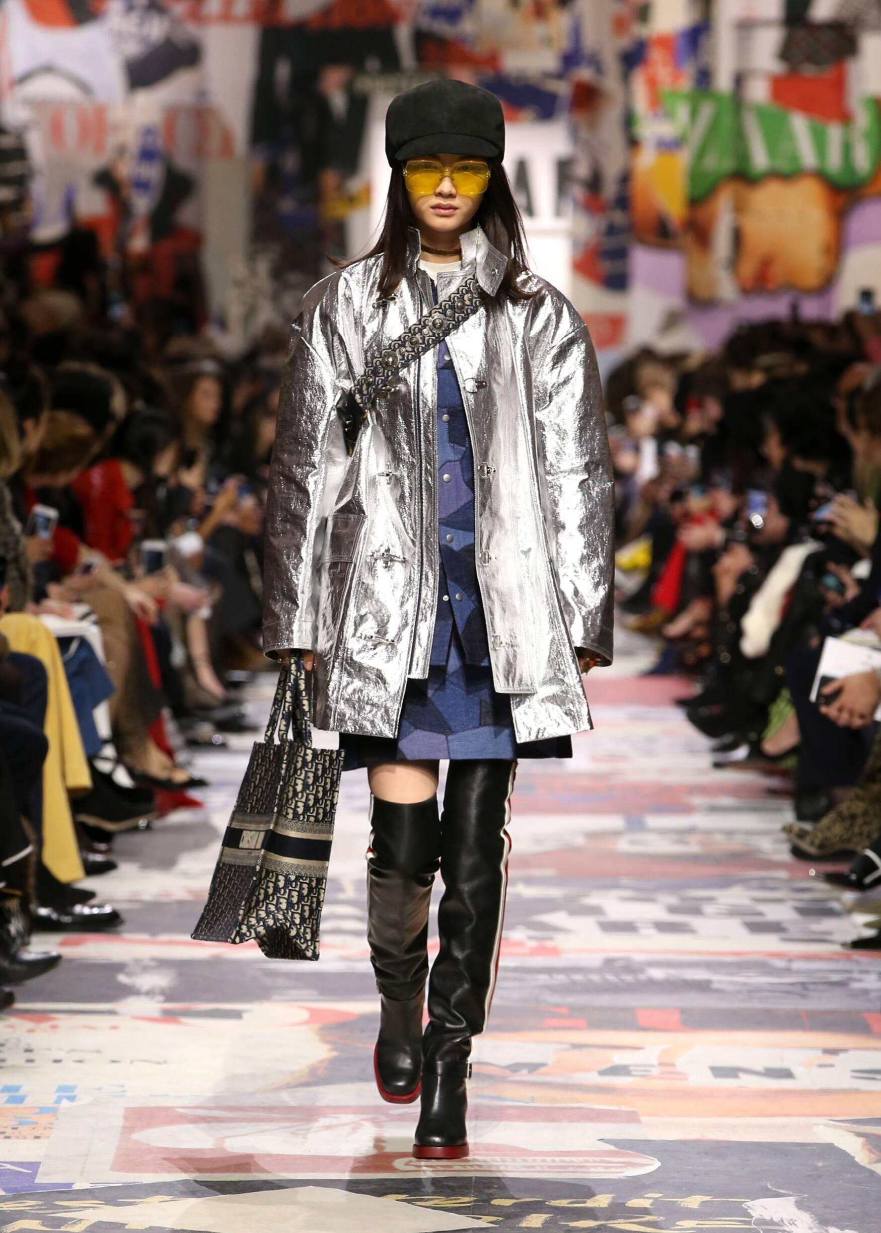 2018 Dior Fall Winter Woman
