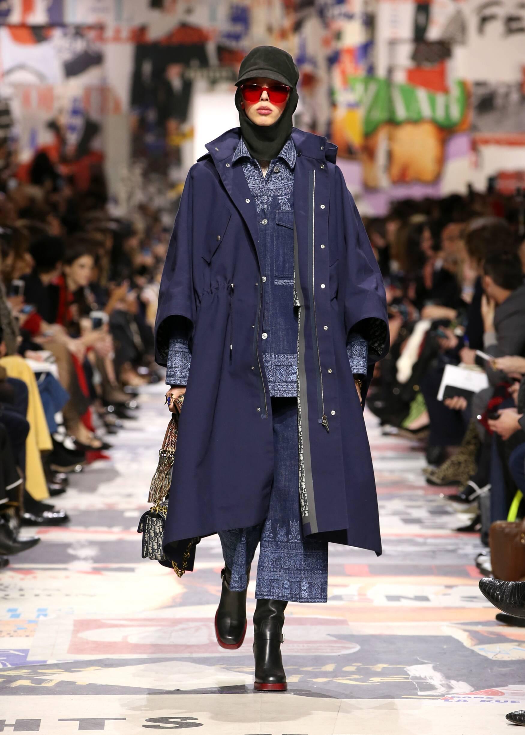 2018 Dior Woman Catwalk