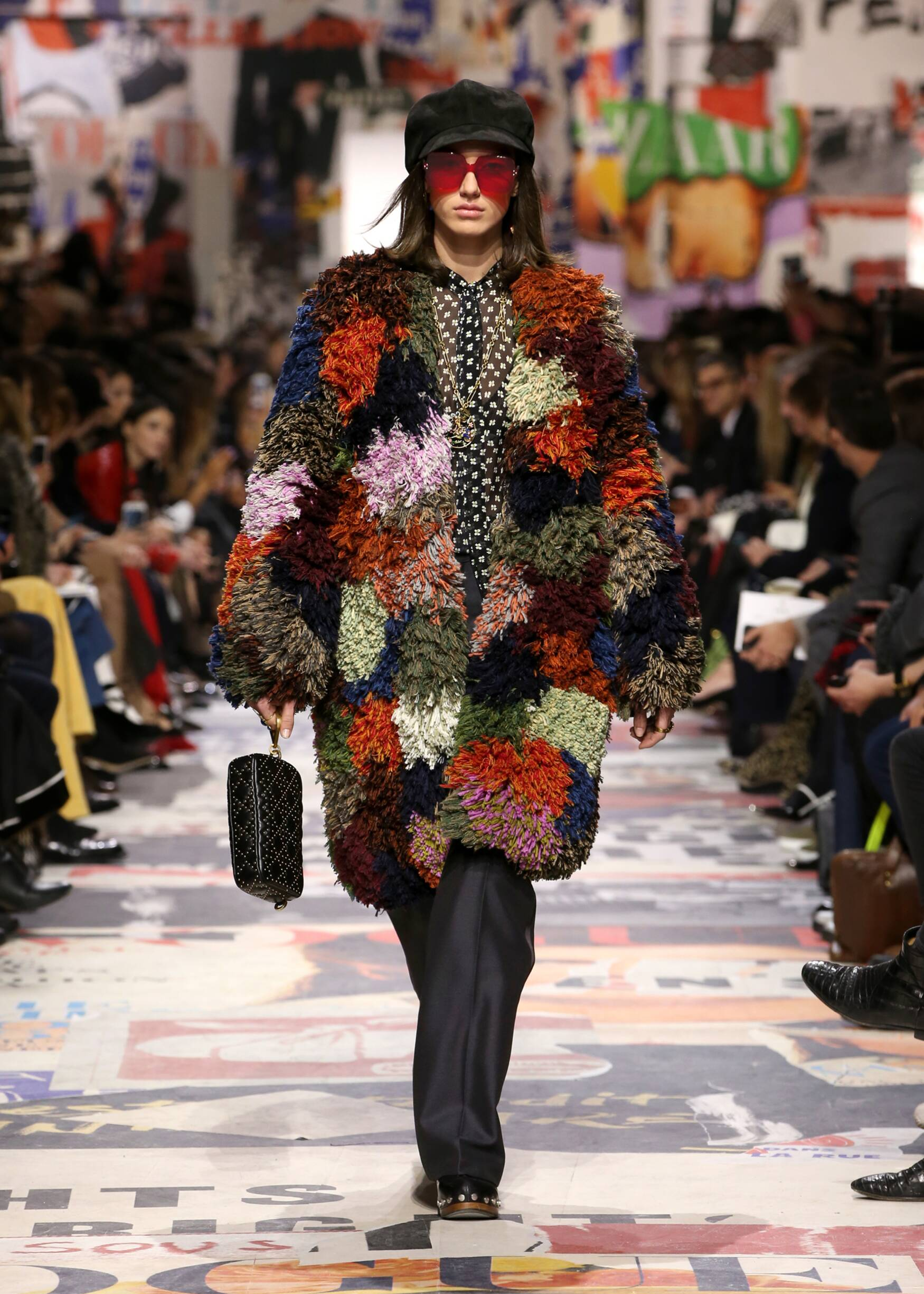 2018 Dior Woman Winter Catwalk