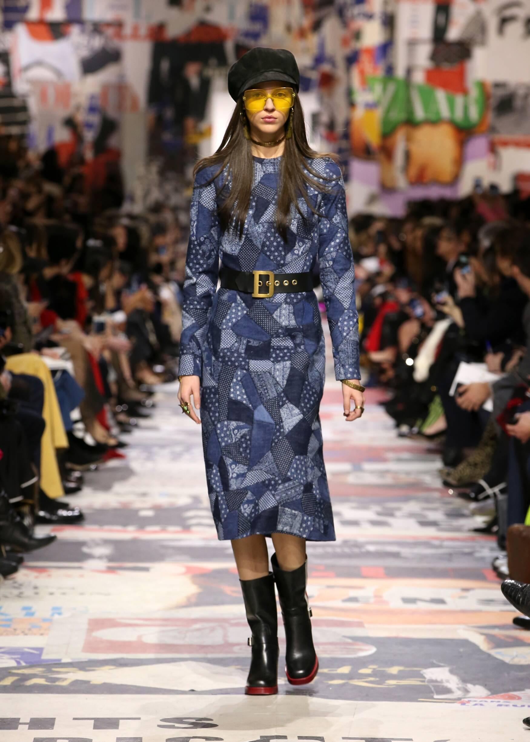 2018 Dior Woman Winter Runway