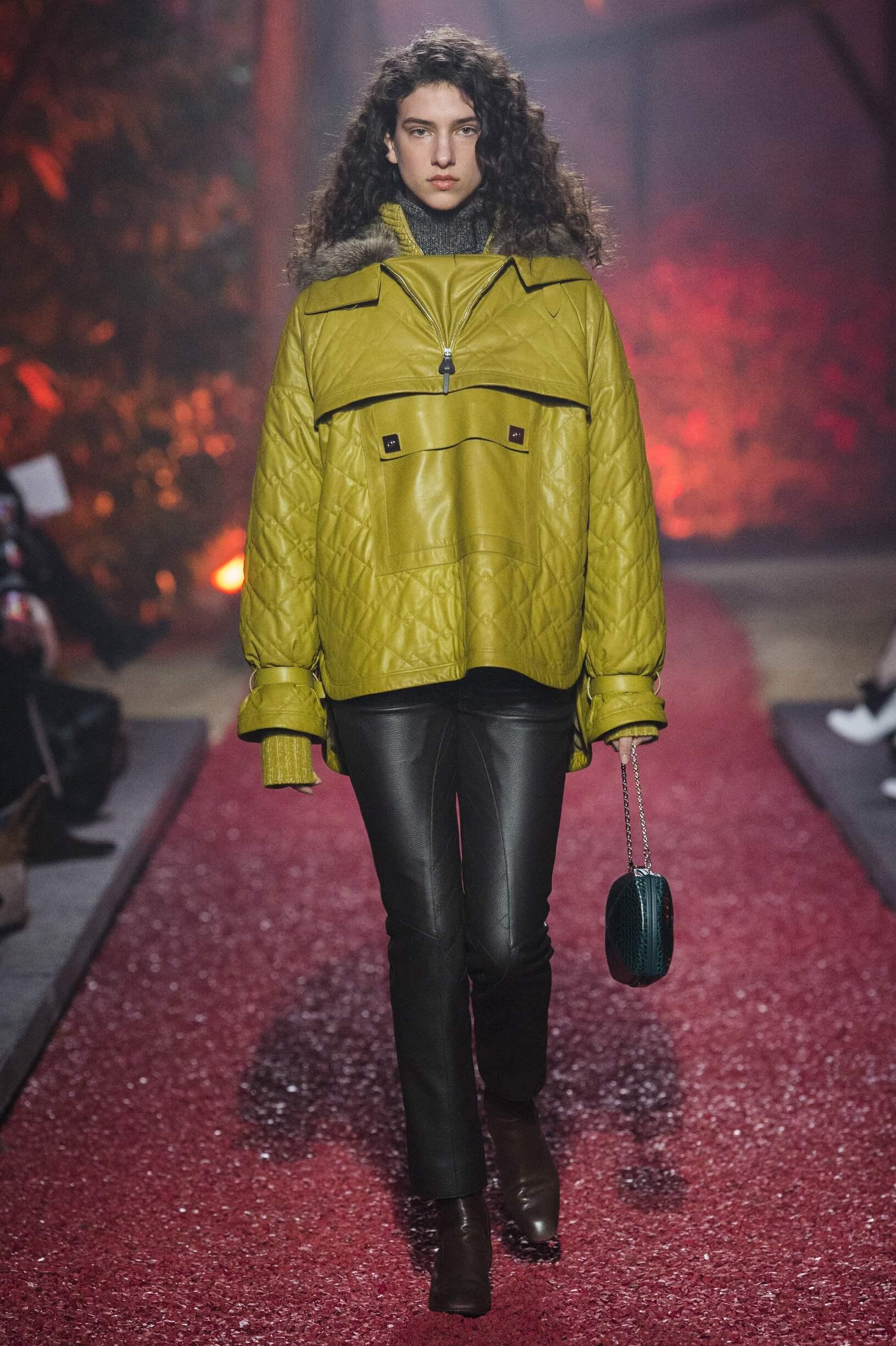 2018 Hermès Woman Winter Catwalk