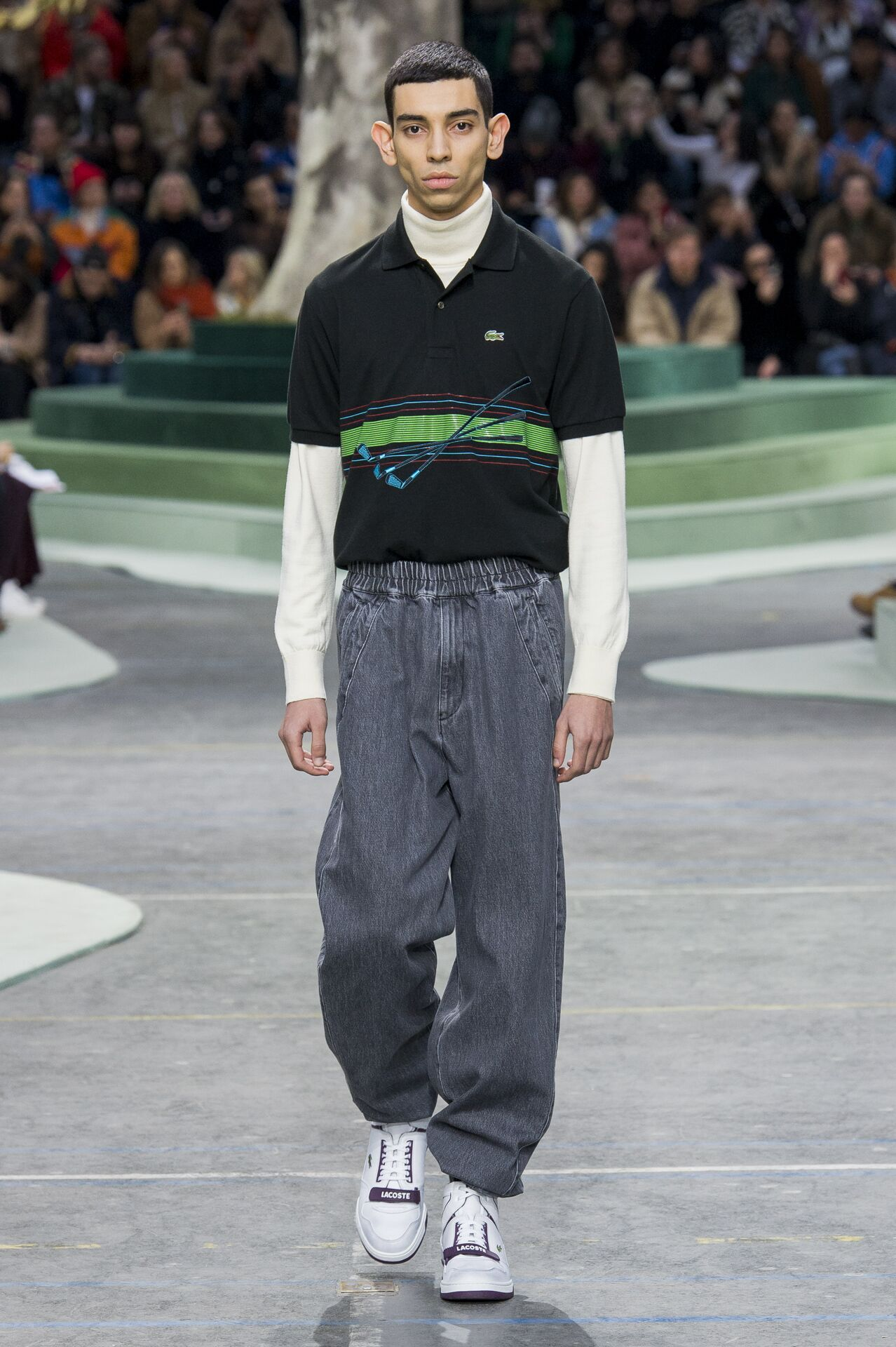 2018 Lacoste Fall Winter Man