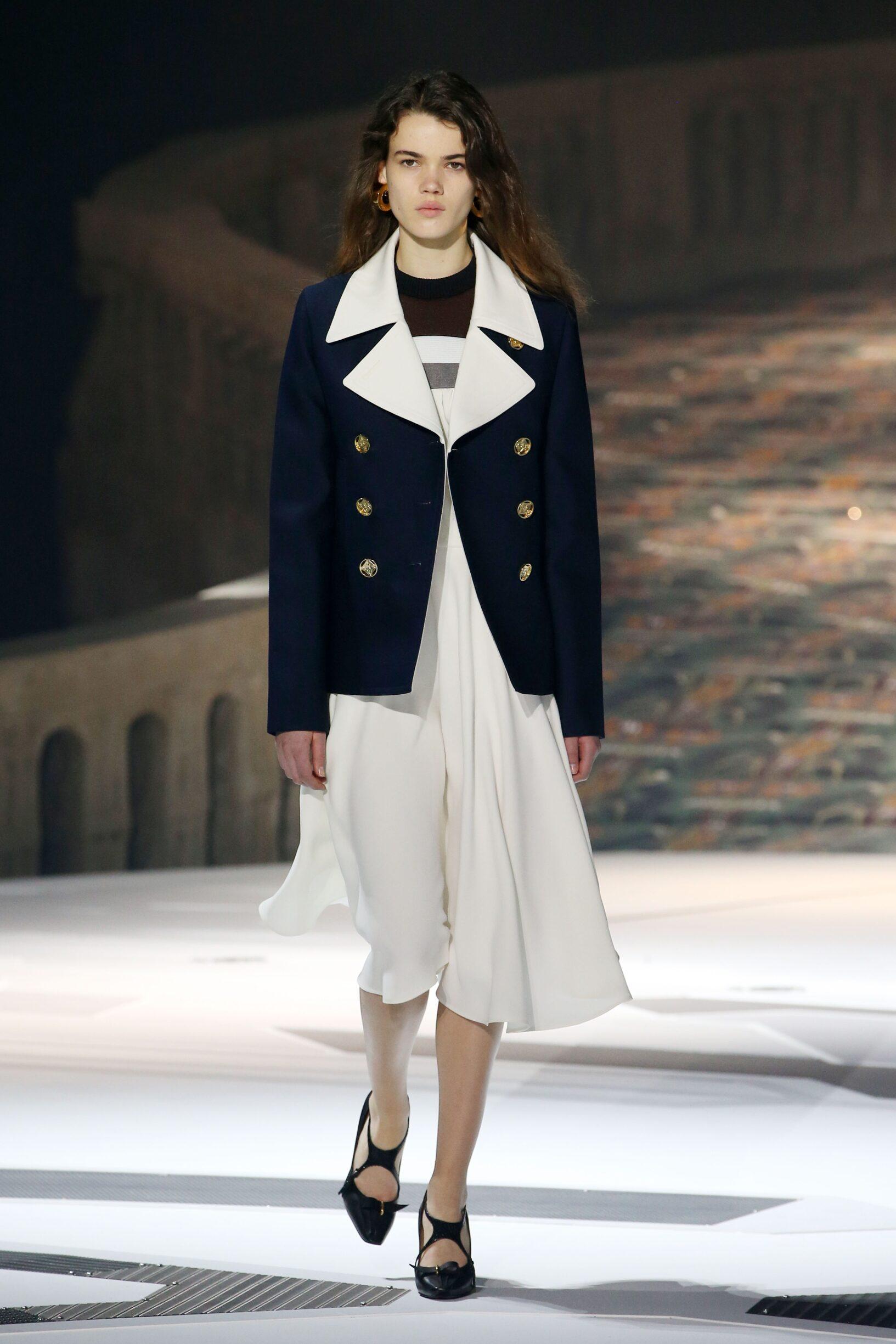 2018 Louis Vuitton Fall Catwalk