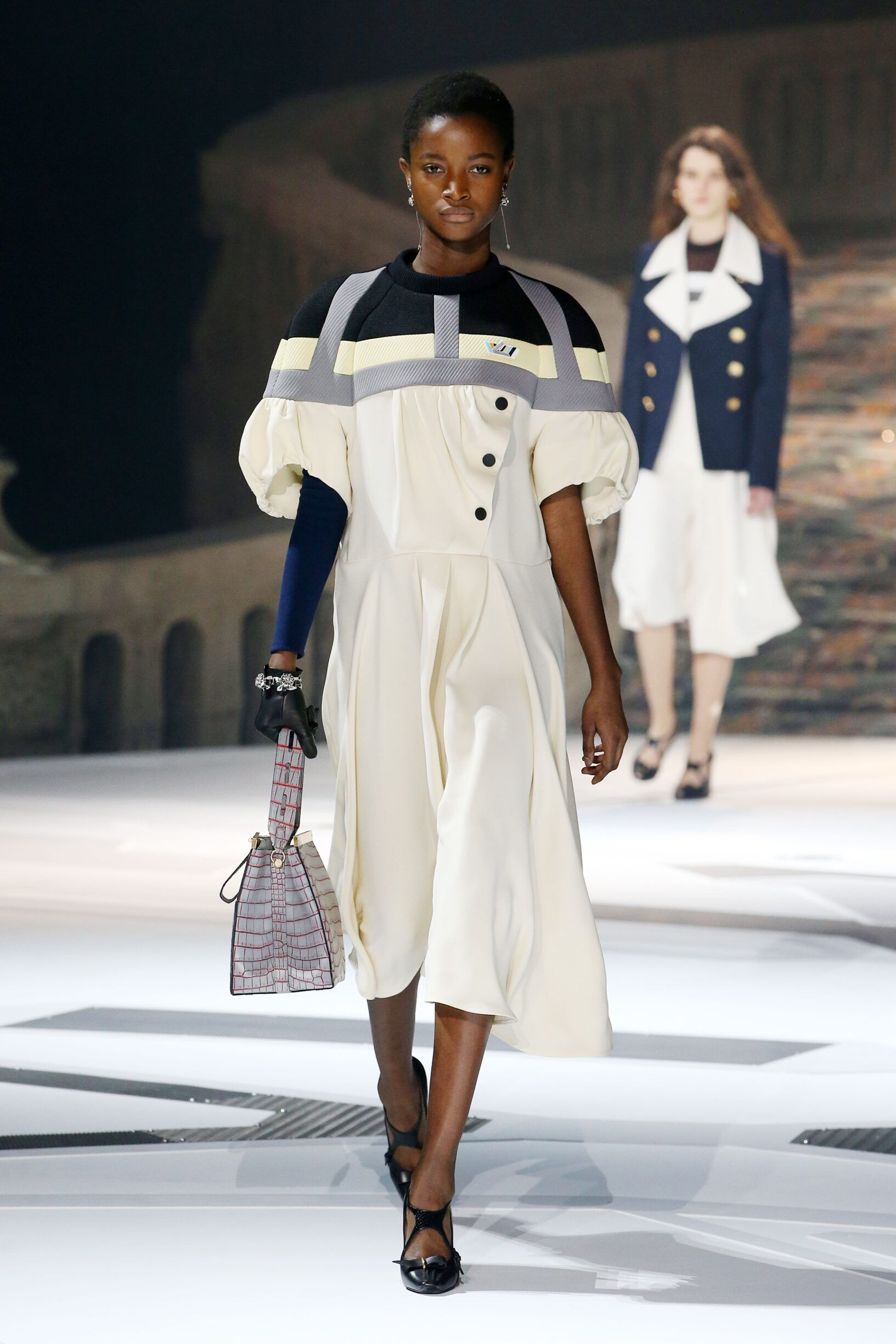 2018 Louis Vuitton Fall Winter Woman