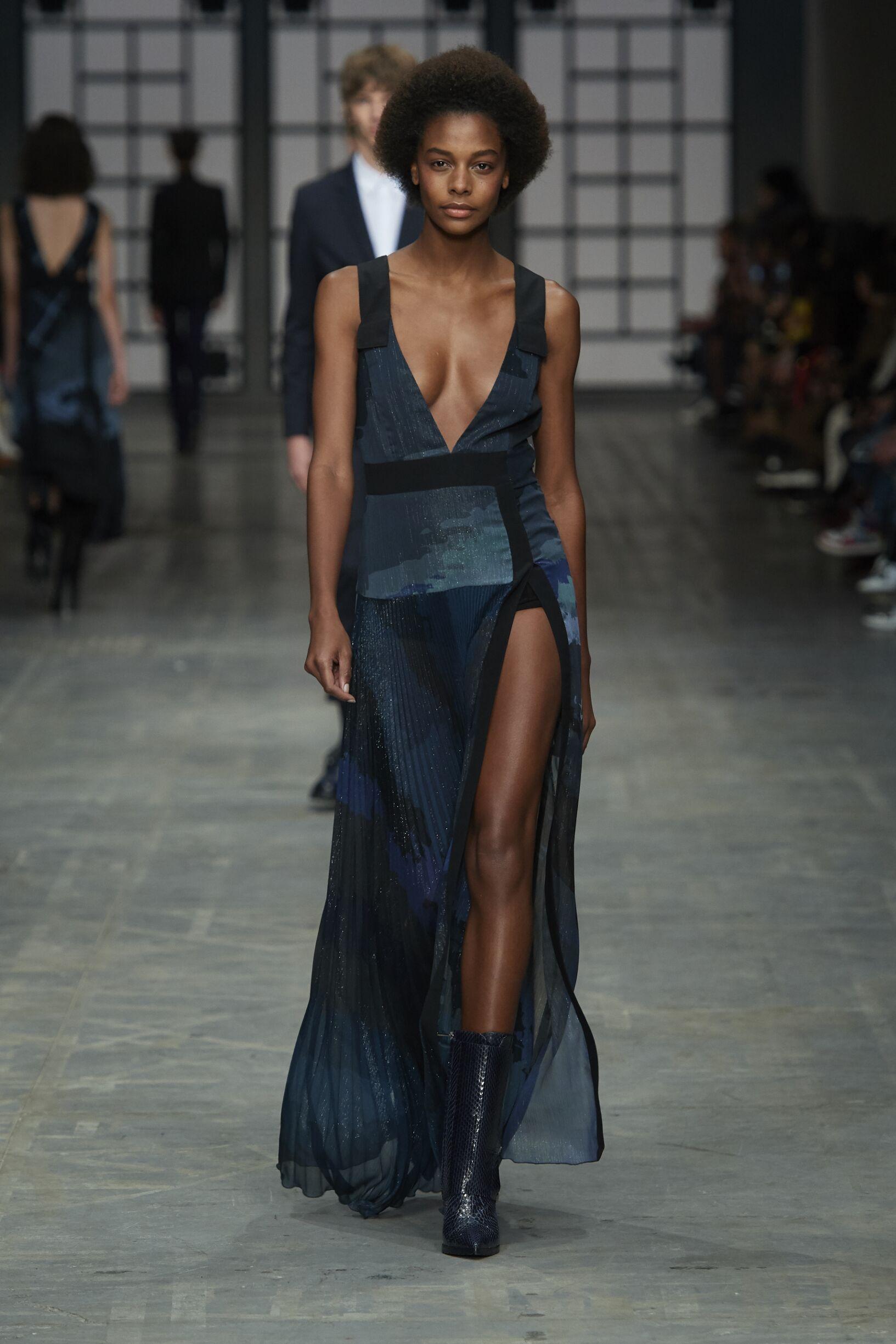 2018 Trussardi Woman Colors Trends
