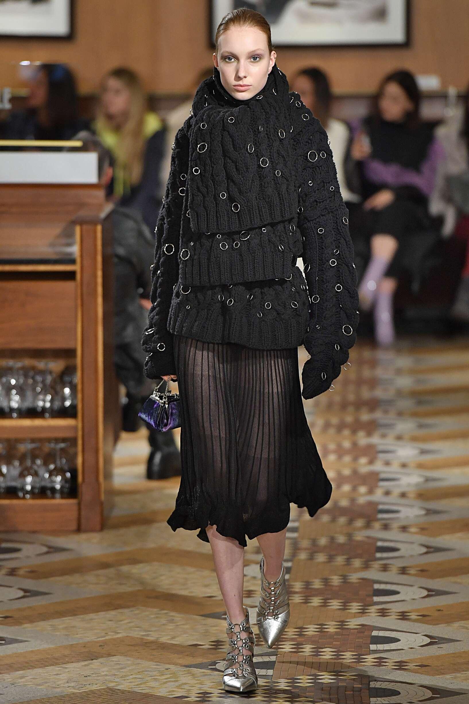 2018 Woman Style Altuzarra