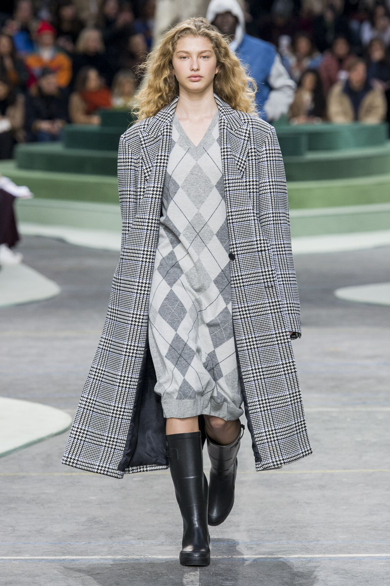 2018 Woman Style Lacoste