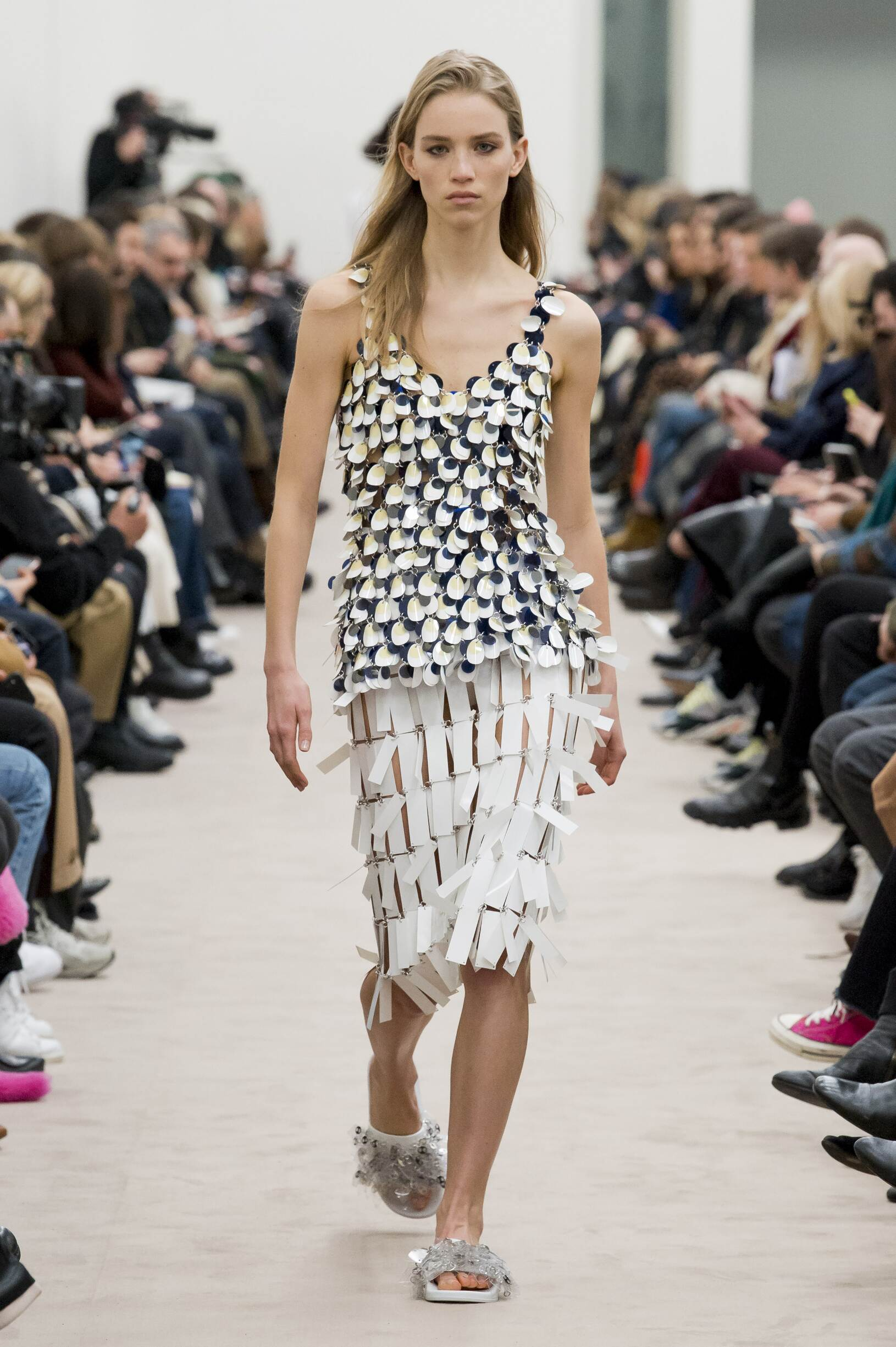 2018 Woman Style Paco Rabanne