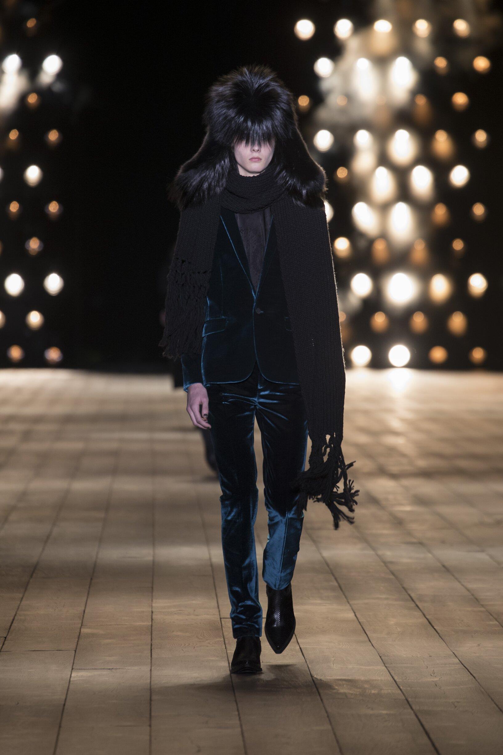 2018 Woman Style Saint Laurent