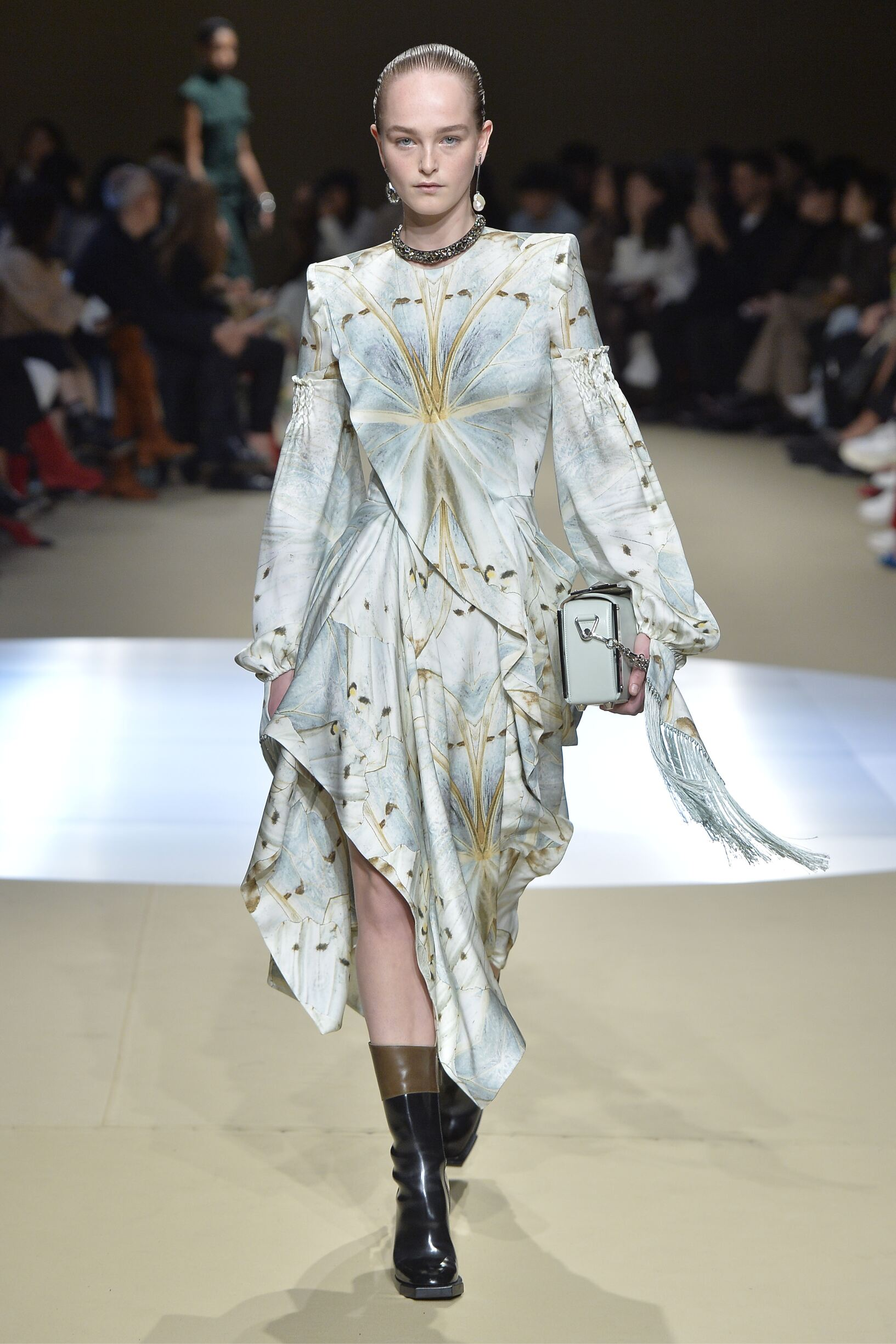 Alexander McQueen Paris Fashion Week Womenswear