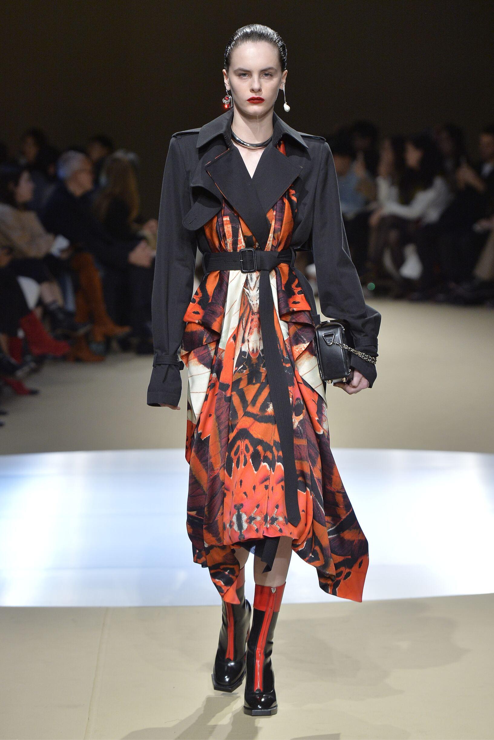 Alexander McQueen Woman Style