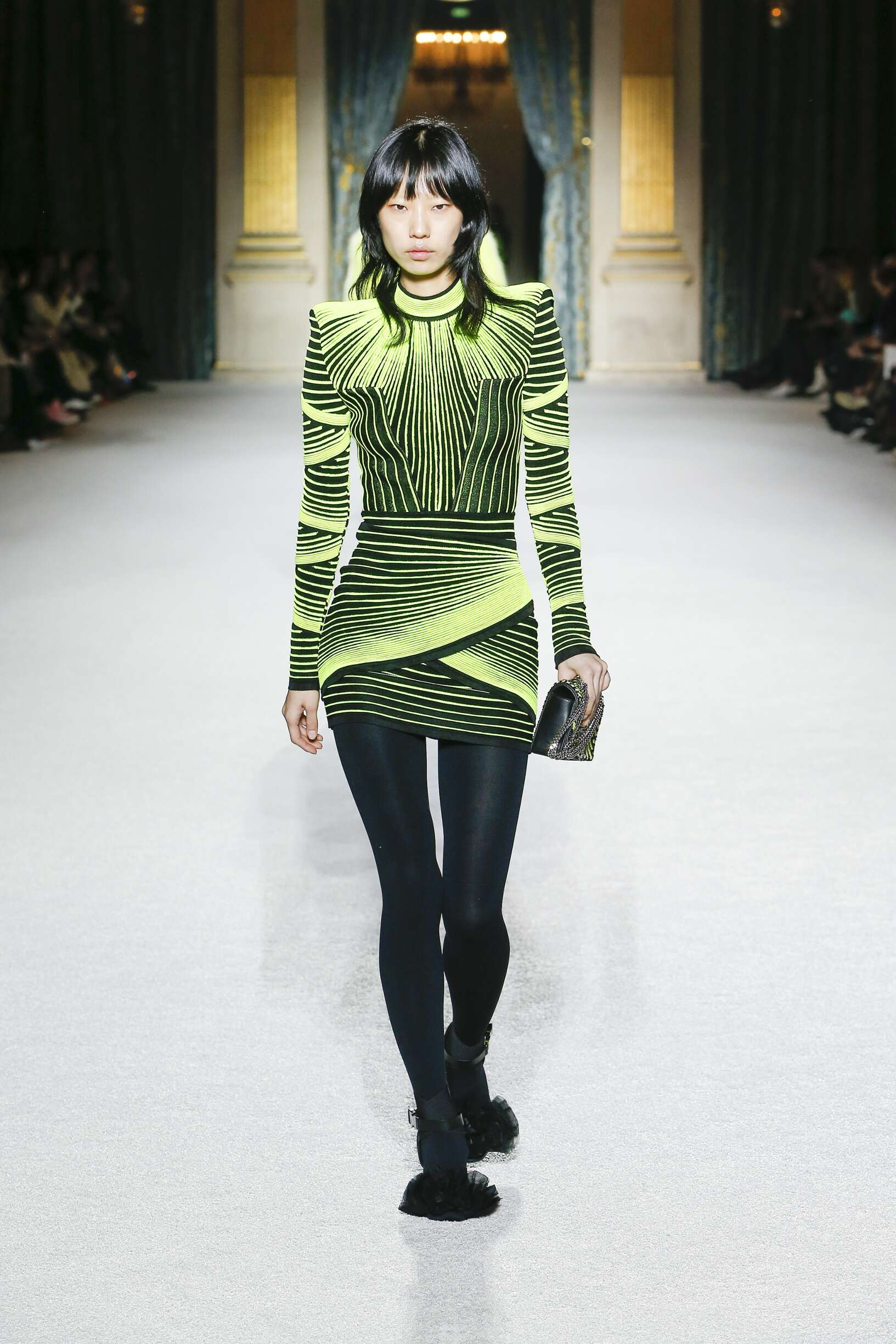 Balmain 2018 Paris Women Trends