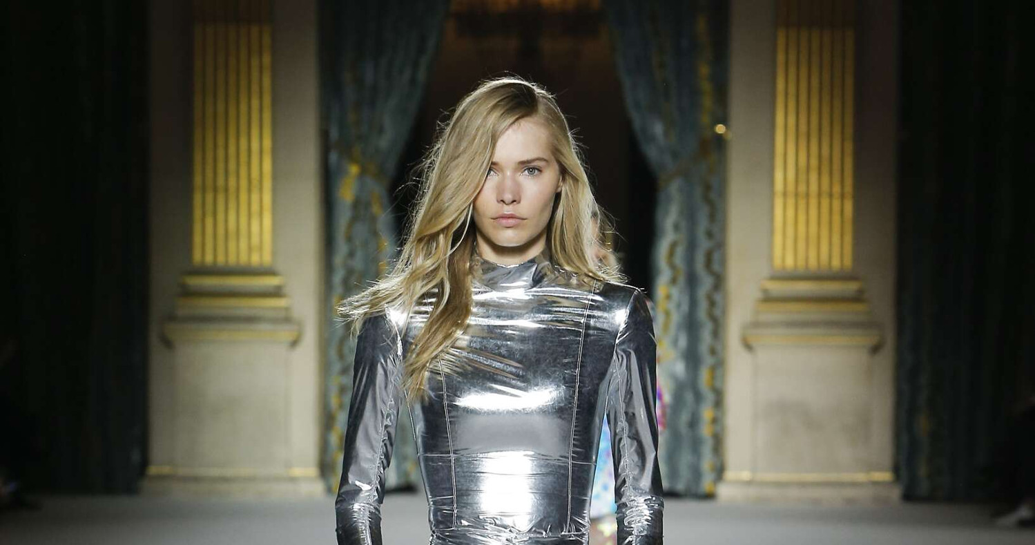 Balmain Fashion Show FW 2018 Paris