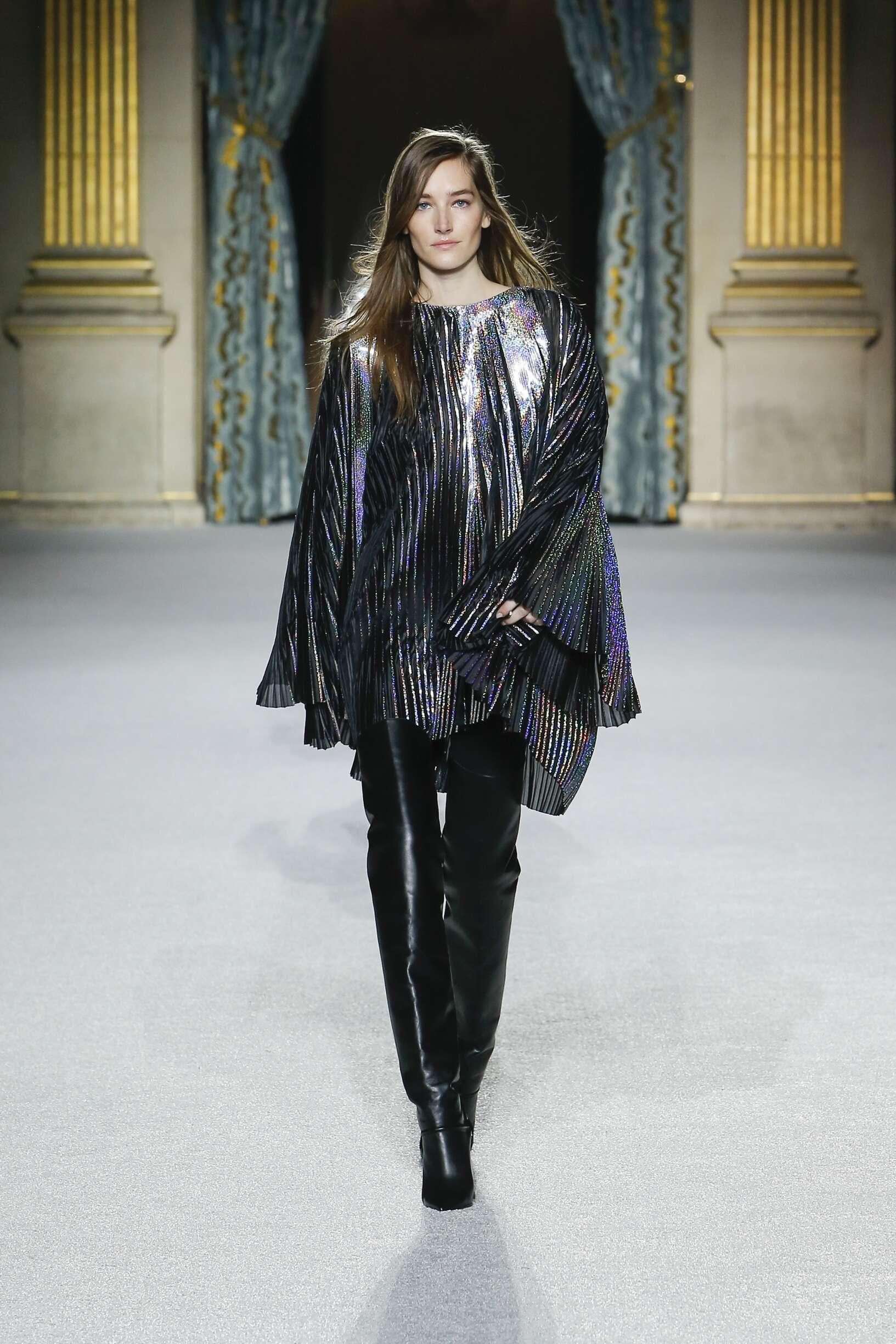 Balmain Paris Fashion Week Womenswear