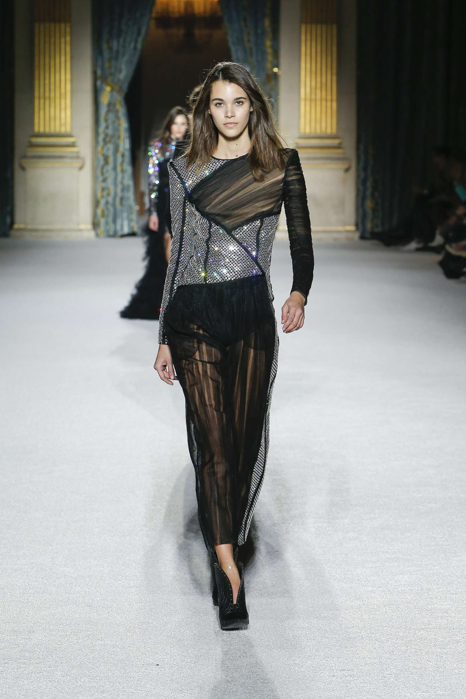 Balmain Womenswear Collection Style