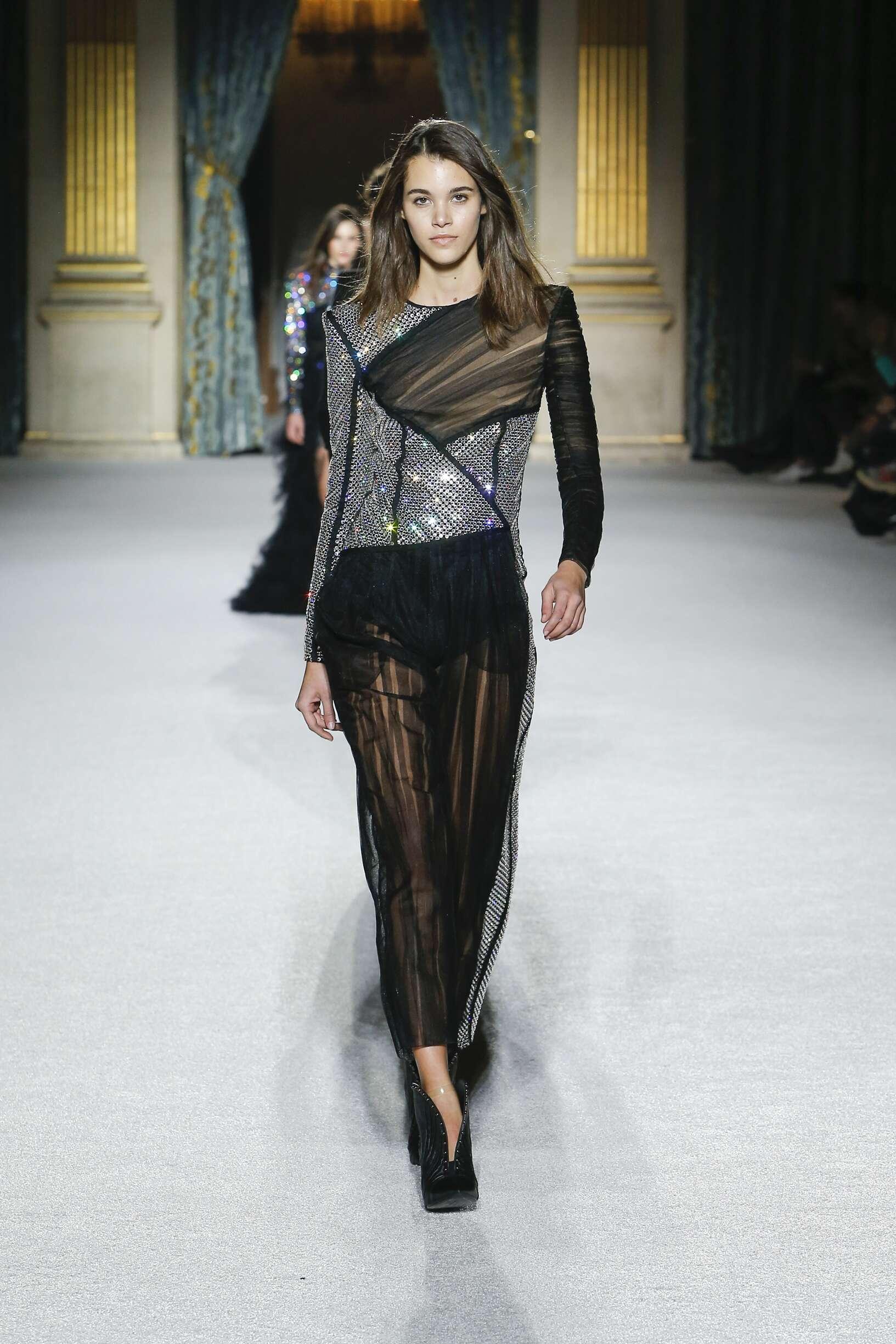 Balmain Womenswear Collection Style
