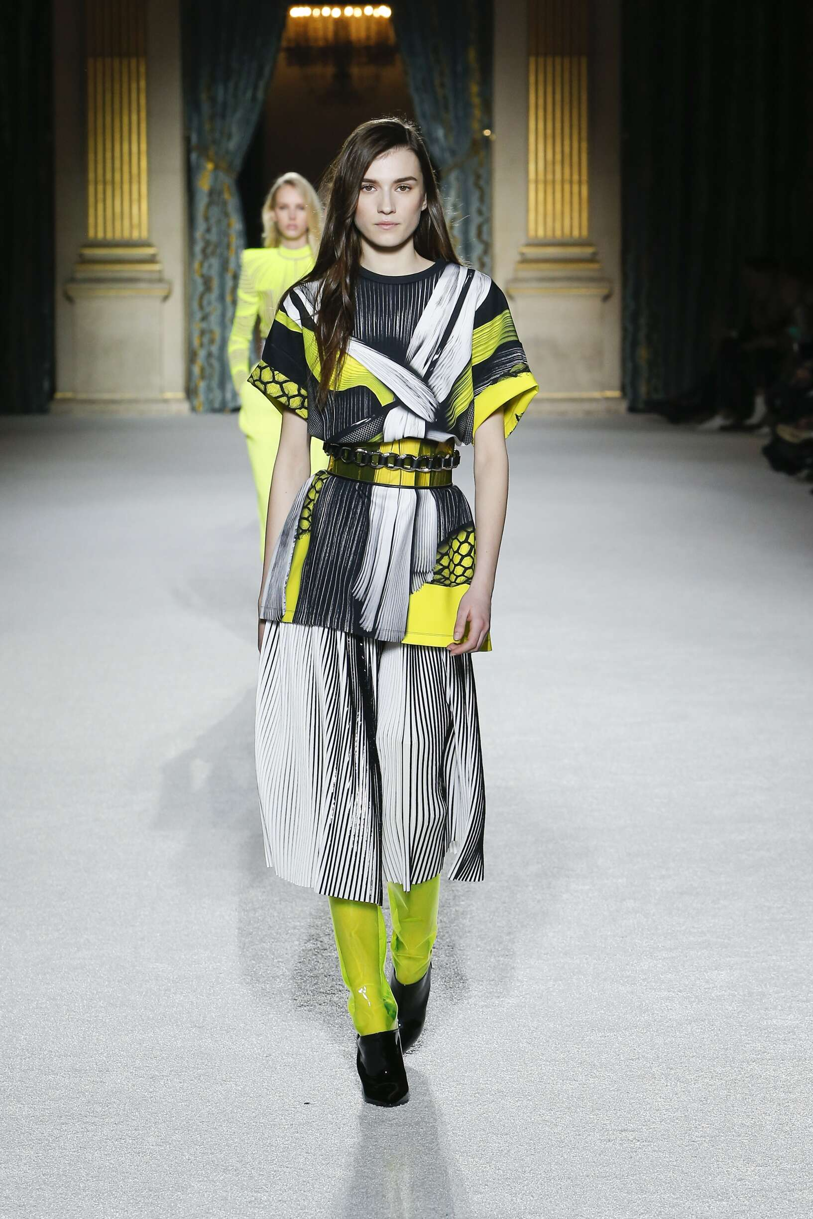 Balmain Womenswear Collection Trends