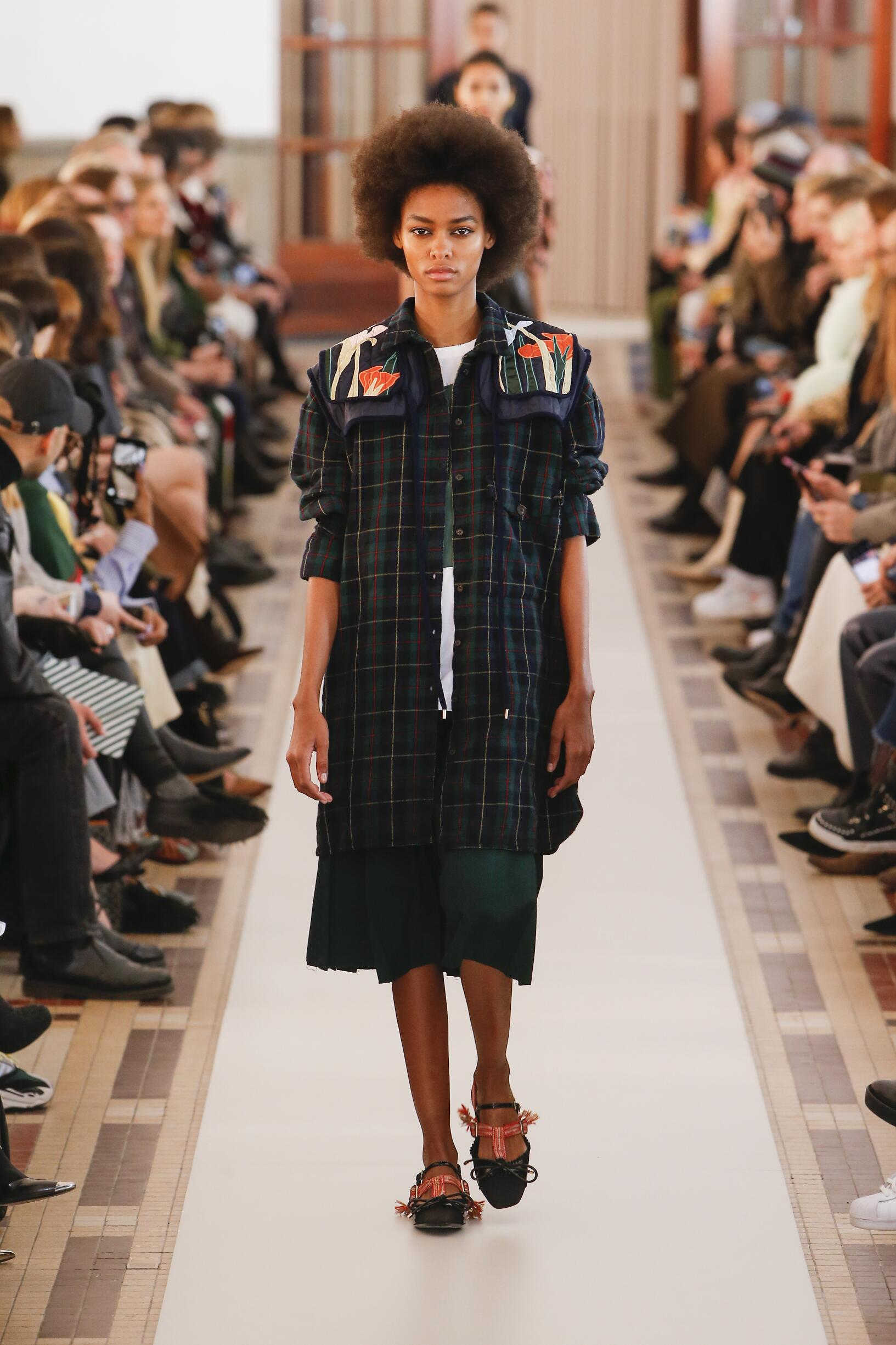 Carven Fall Winter 2018 Womens Collection Paris Fashion Week
