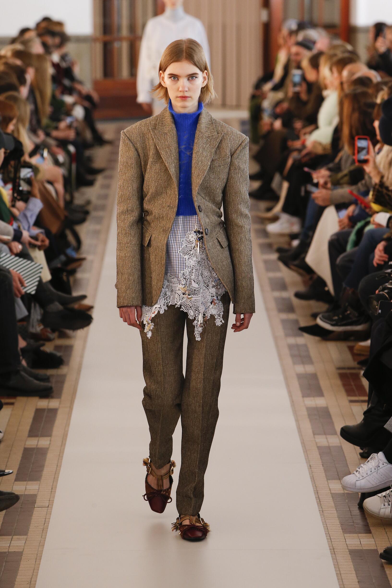 Carven Paris Fashion Week Womenswear