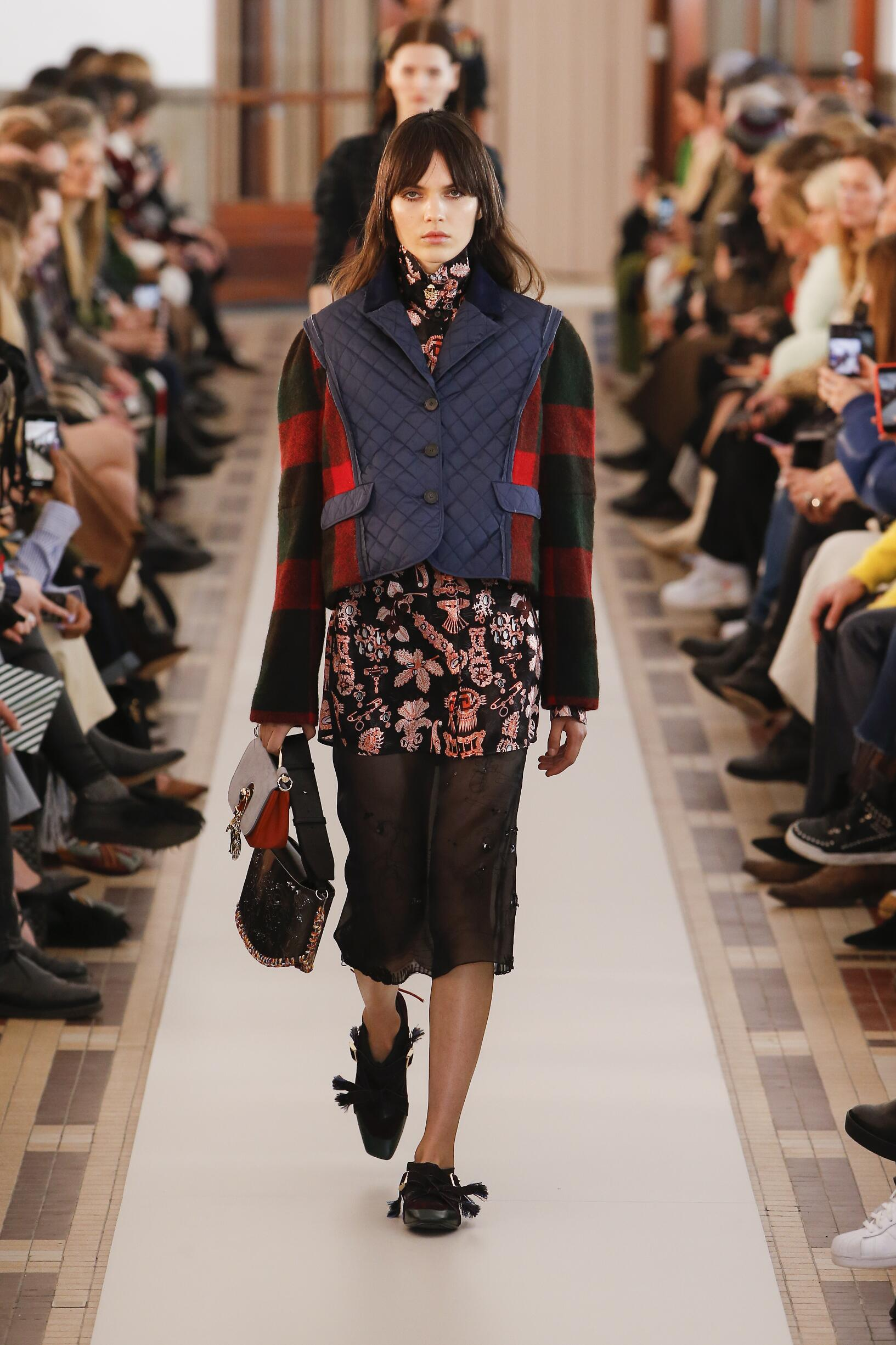 Carven Woman Style 2018