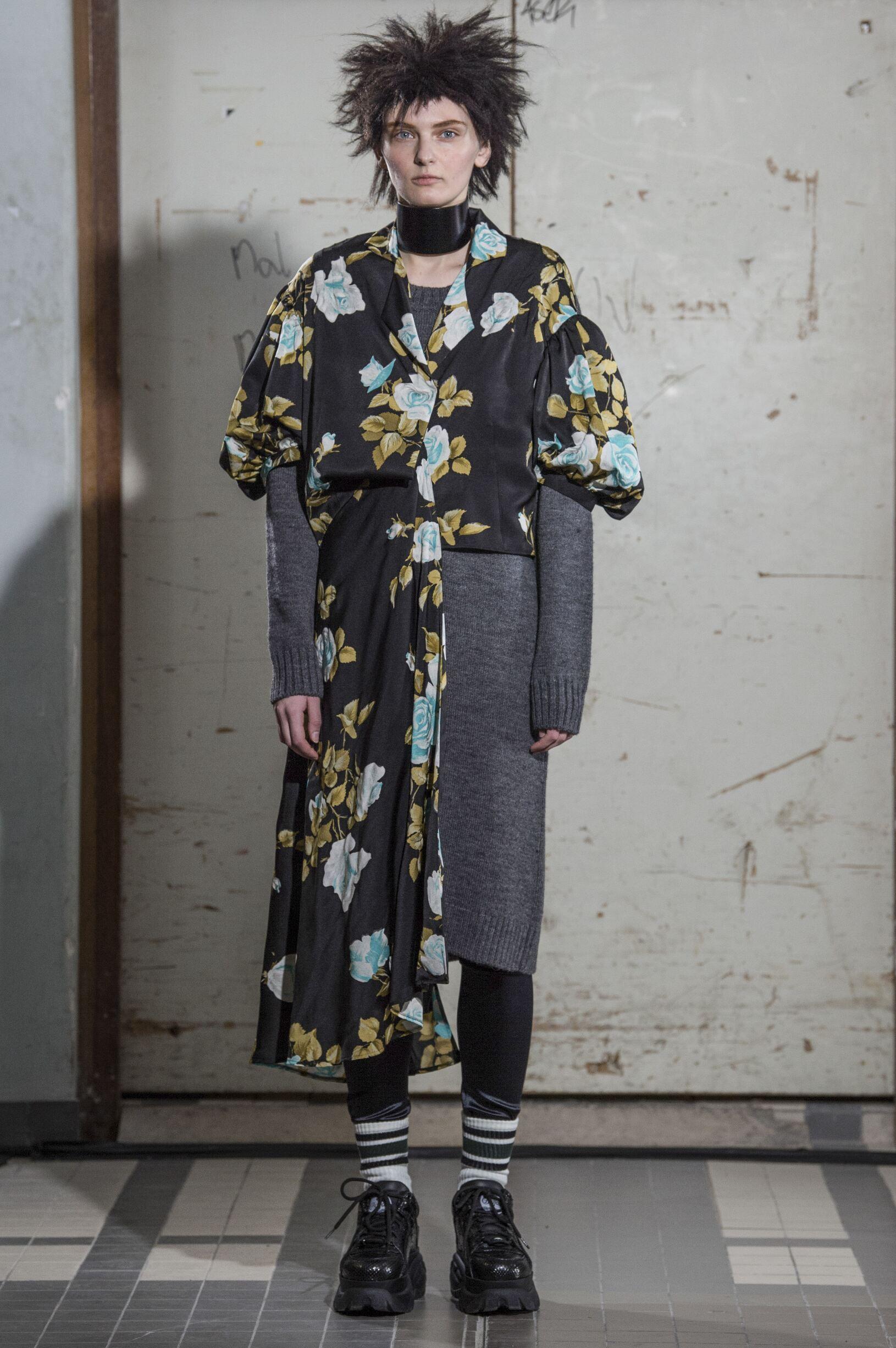Catwalk Junya Watanabe Winter 2018