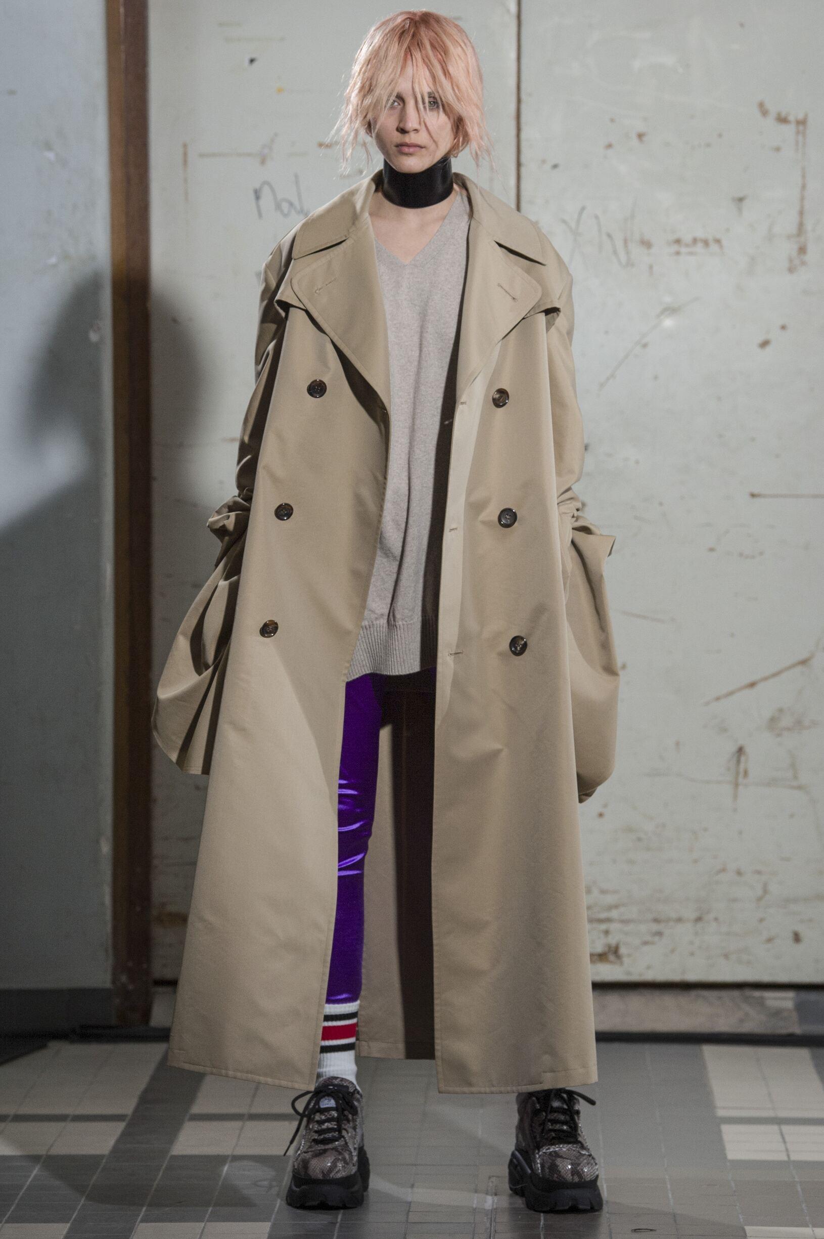 Catwalk Junya Watanabe Woman Fashion Show Winter 2018