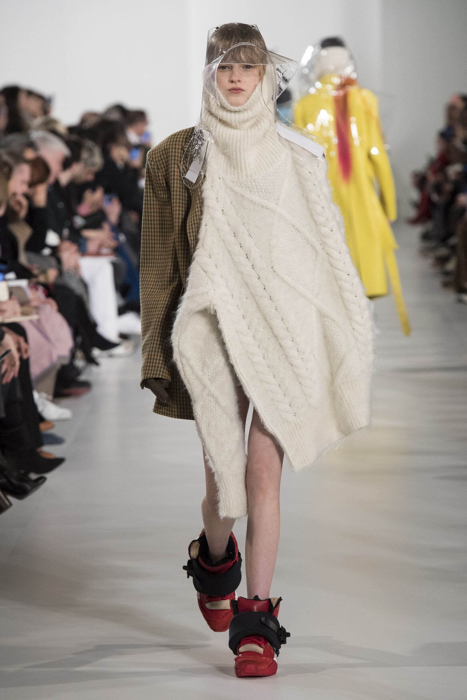 Catwalk Maison Margiela Winter 2018