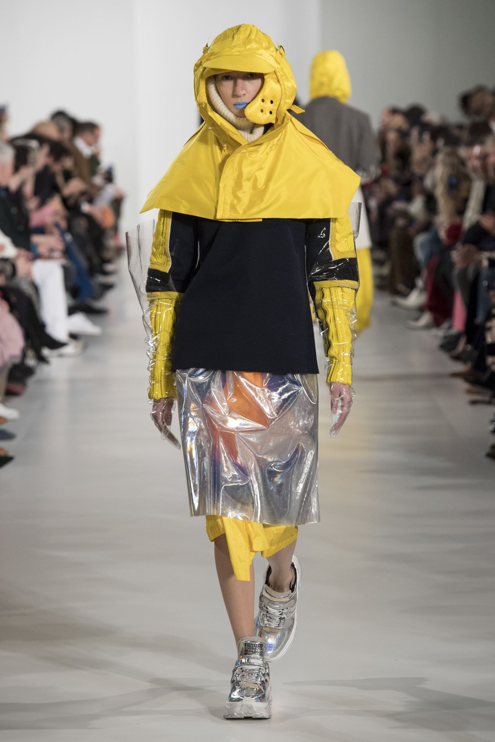 Catwalk Maison Margiela Woman Fashion Show Winter 2018