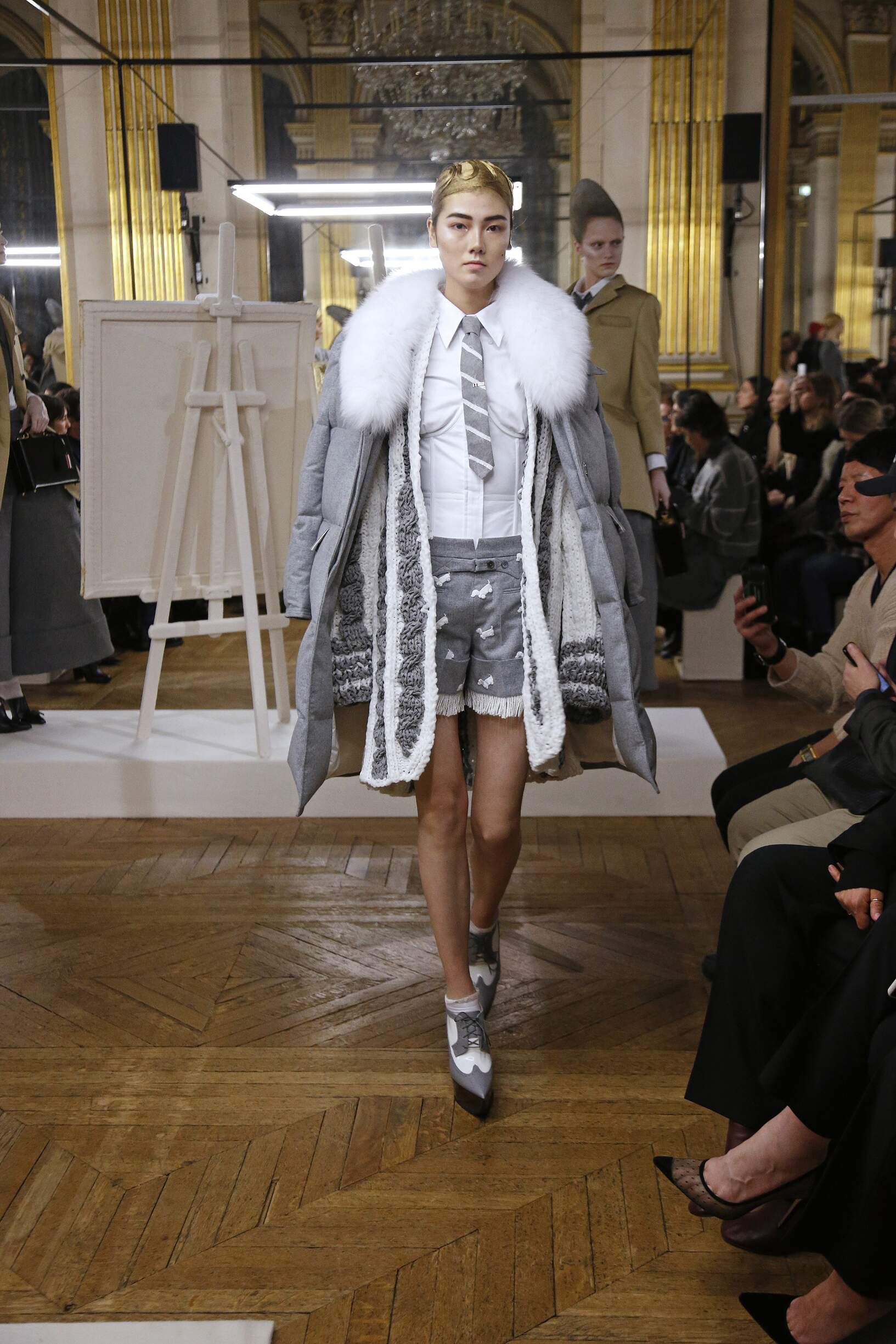Catwalk Thom Browne Winter 2018